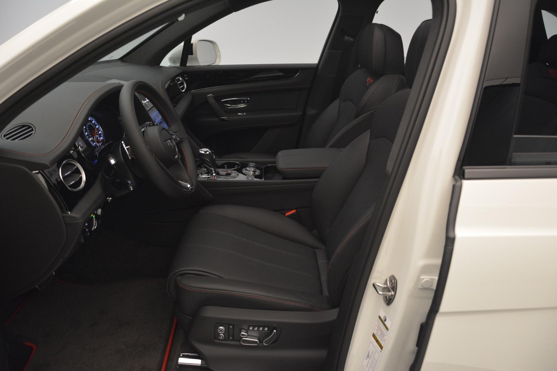 New 2019 Bentley Bentayga V8 For Sale In Westport, CT 2553_p20