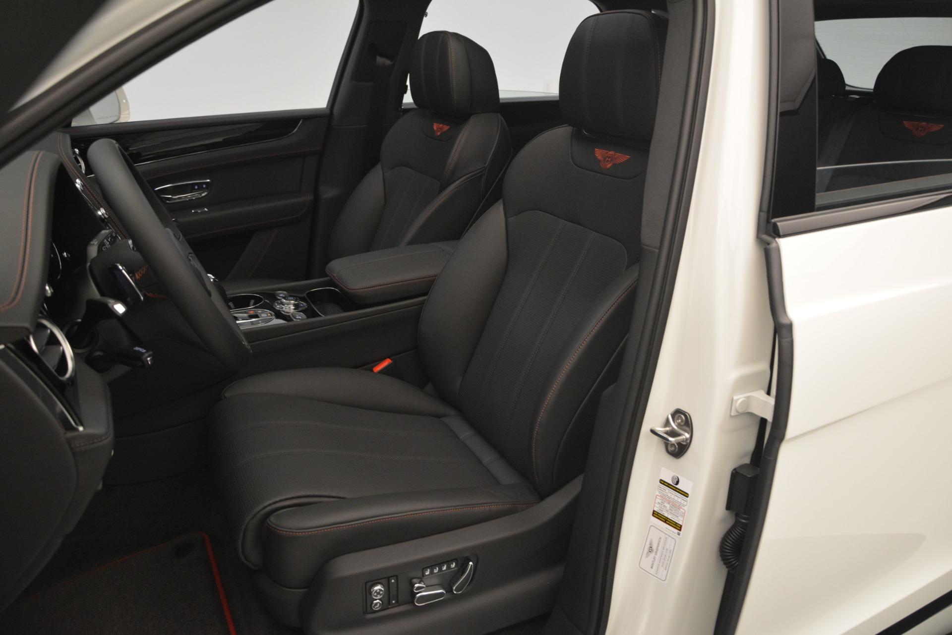 New 2019 Bentley Bentayga V8 For Sale In Westport, CT 2553_p21