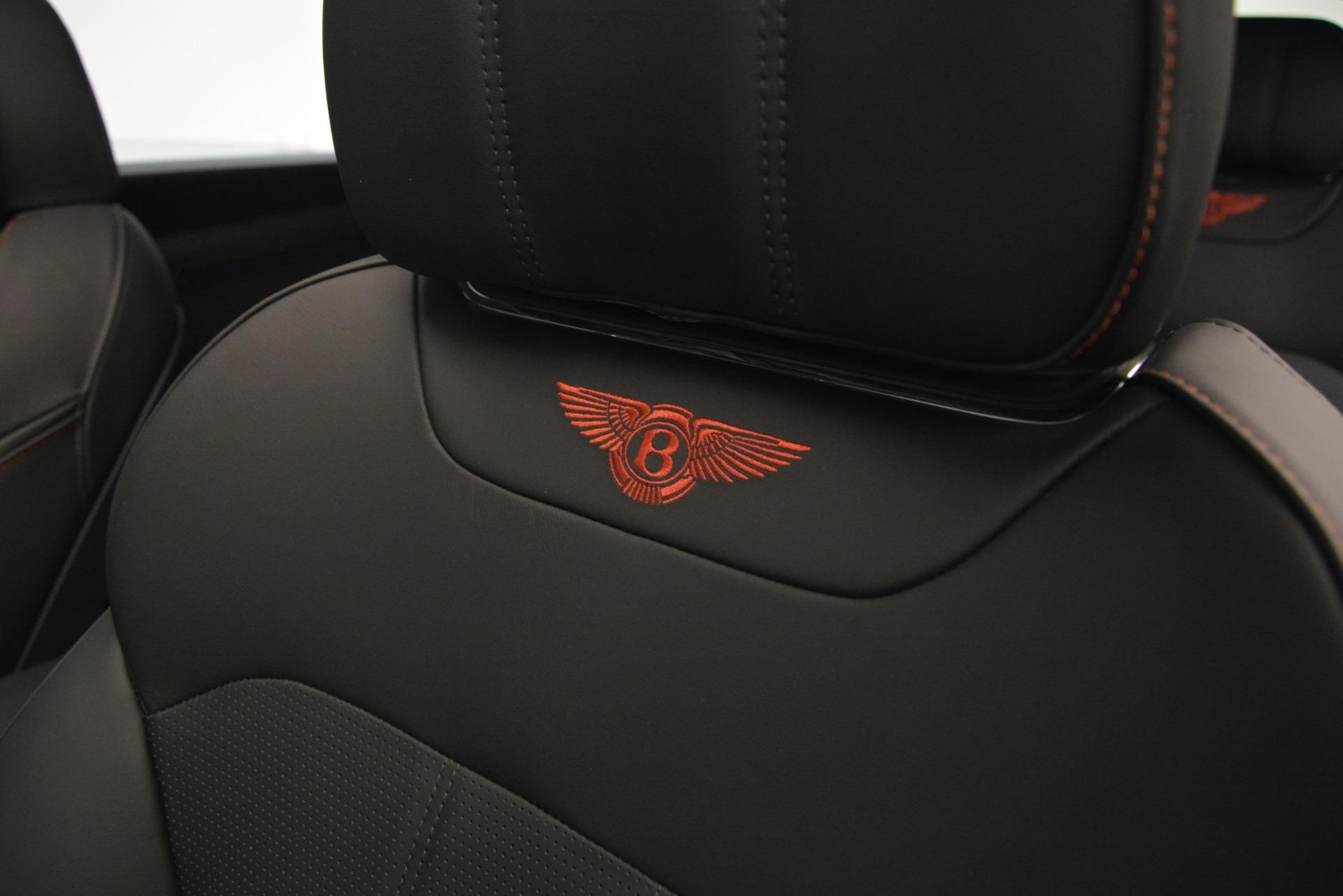 New 2019 Bentley Bentayga V8 For Sale In Westport, CT 2553_p22