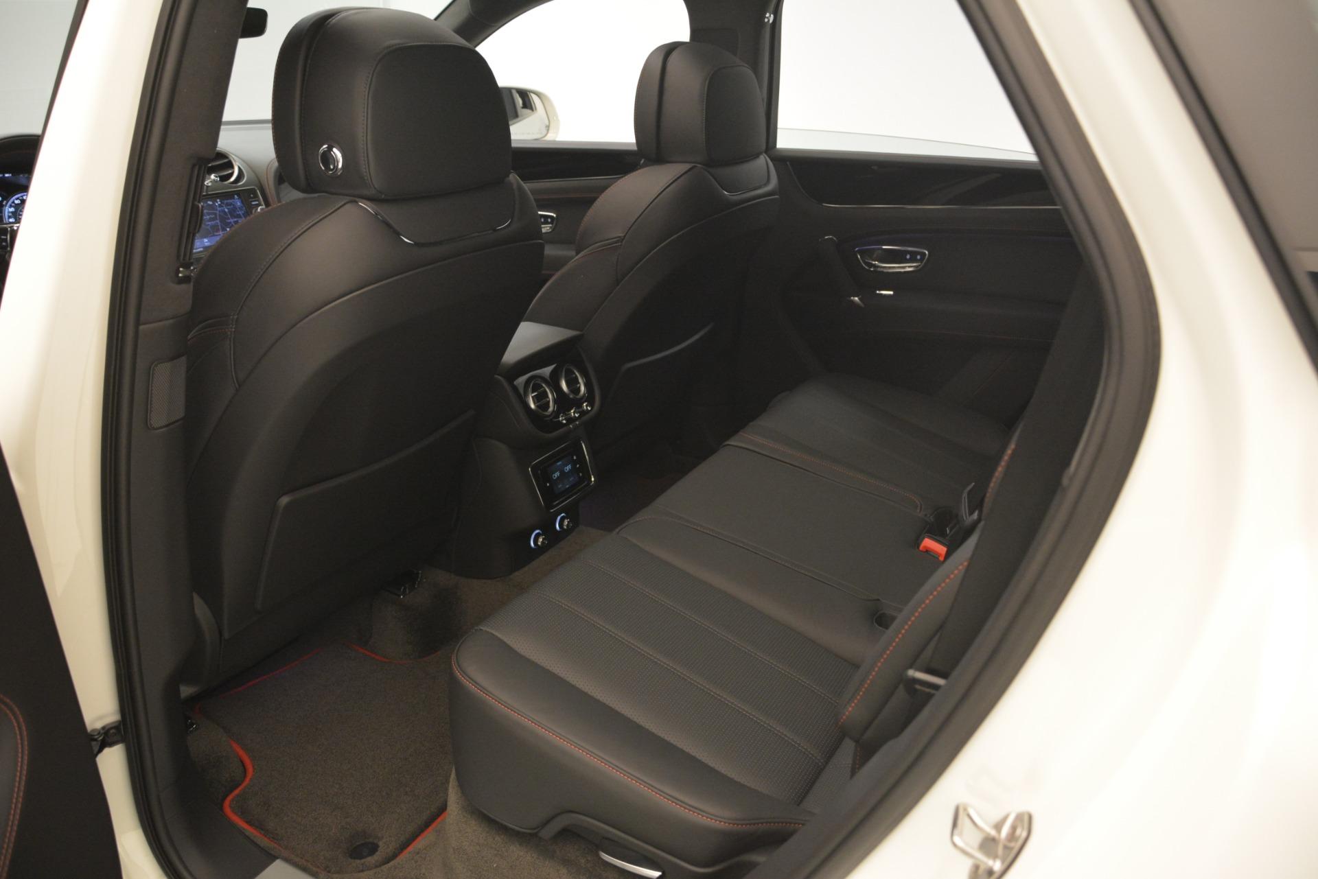 New 2019 Bentley Bentayga V8 For Sale In Westport, CT 2553_p25