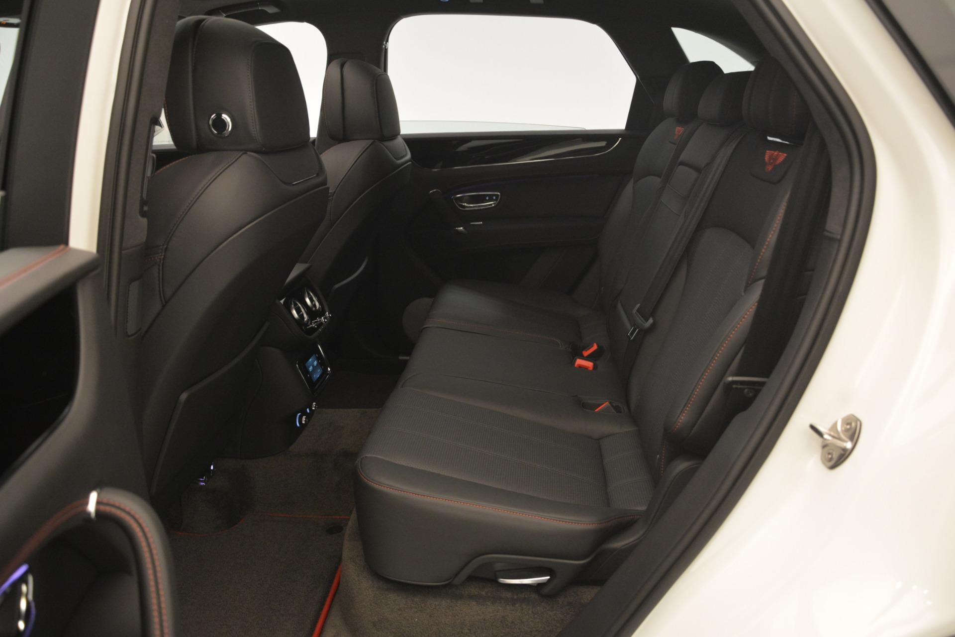 New 2019 Bentley Bentayga V8 For Sale In Westport, CT 2553_p26