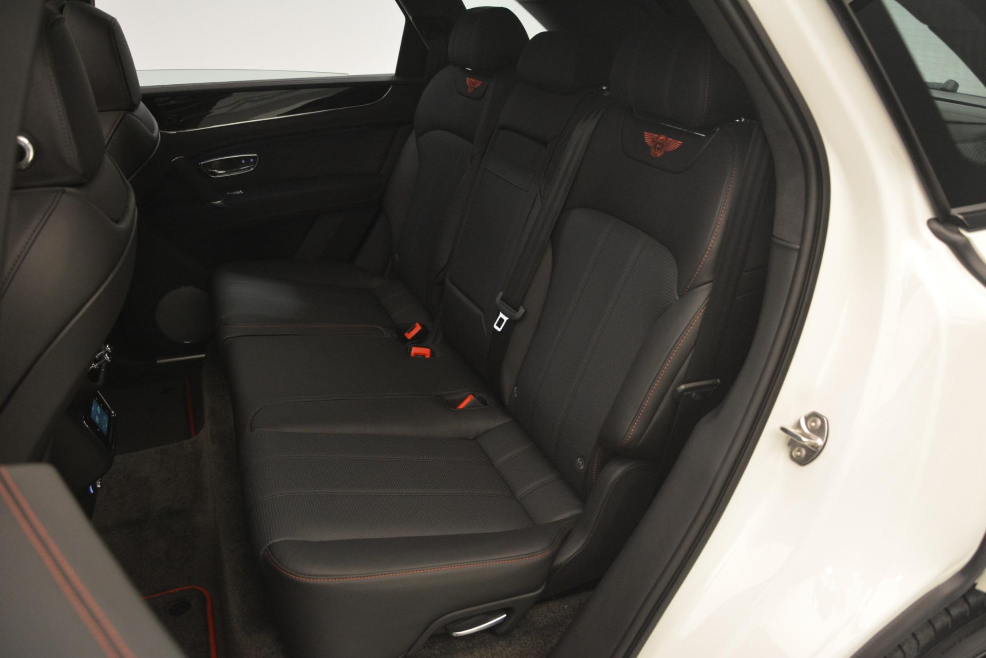 New 2019 Bentley Bentayga V8 For Sale In Westport, CT 2553_p27