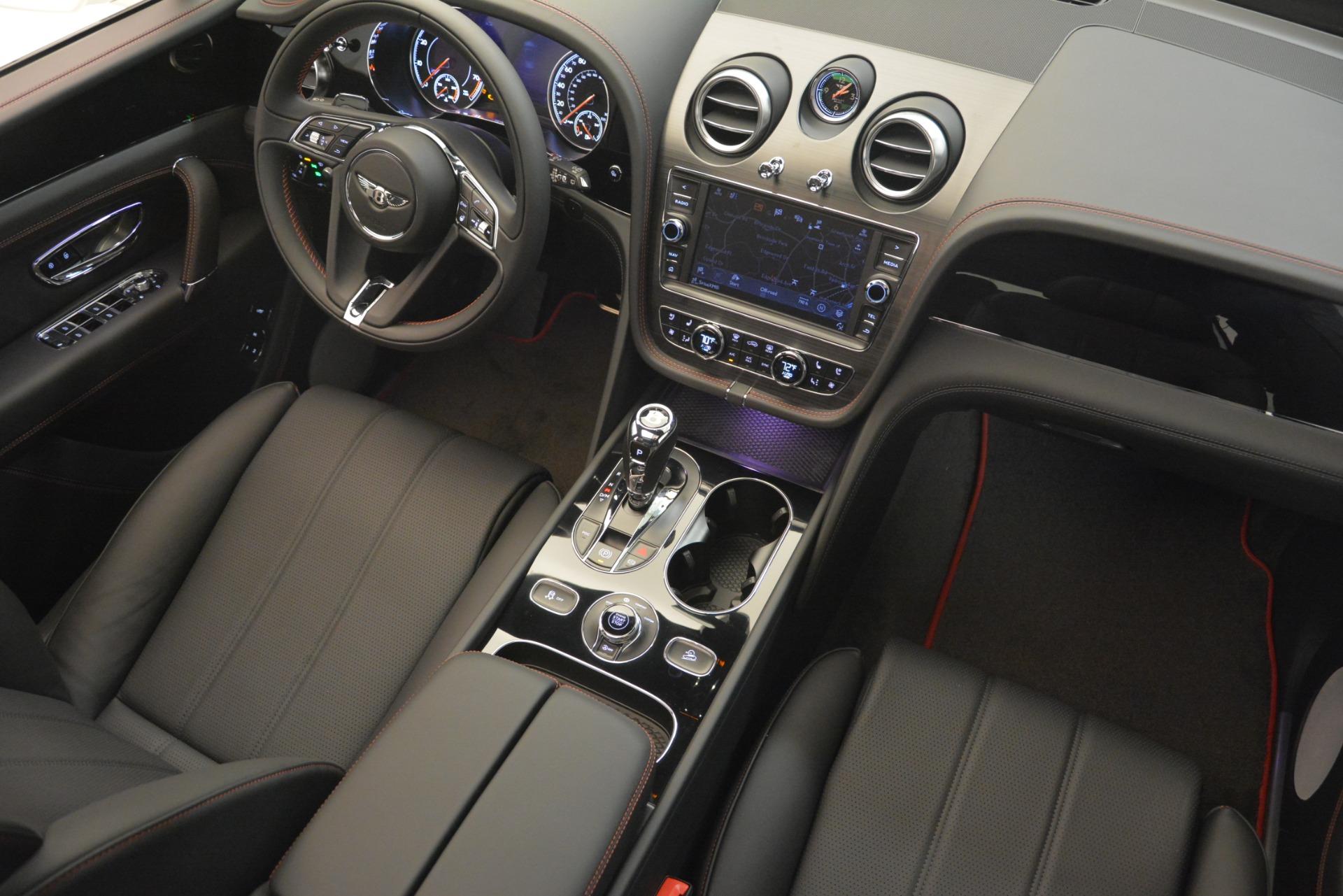 New 2019 Bentley Bentayga V8 For Sale In Westport, CT 2553_p28