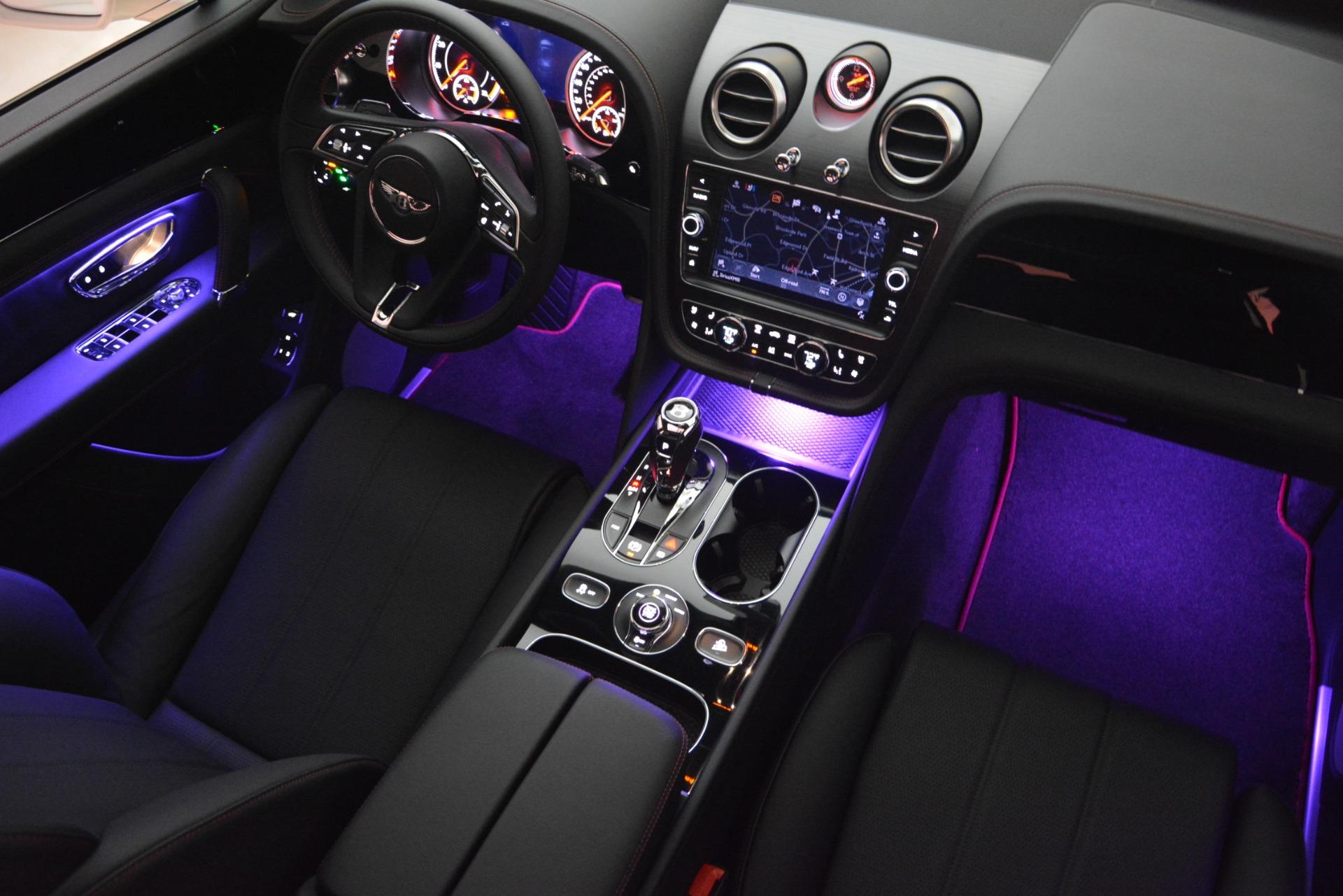 New 2019 Bentley Bentayga V8 For Sale In Westport, CT 2553_p29