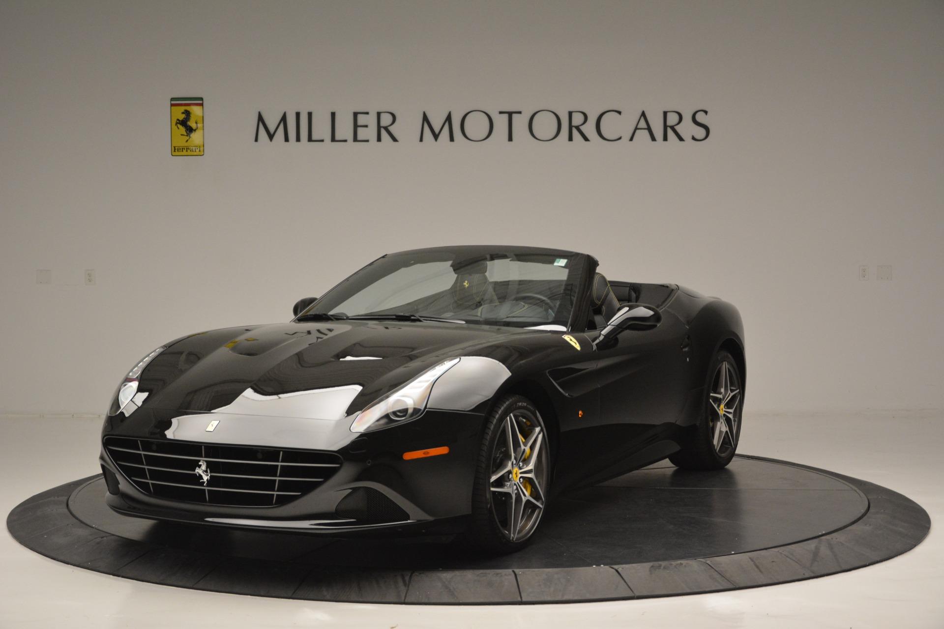 Used 2017 Ferrari California T Handling Speciale For Sale In Westport, CT 2554_main
