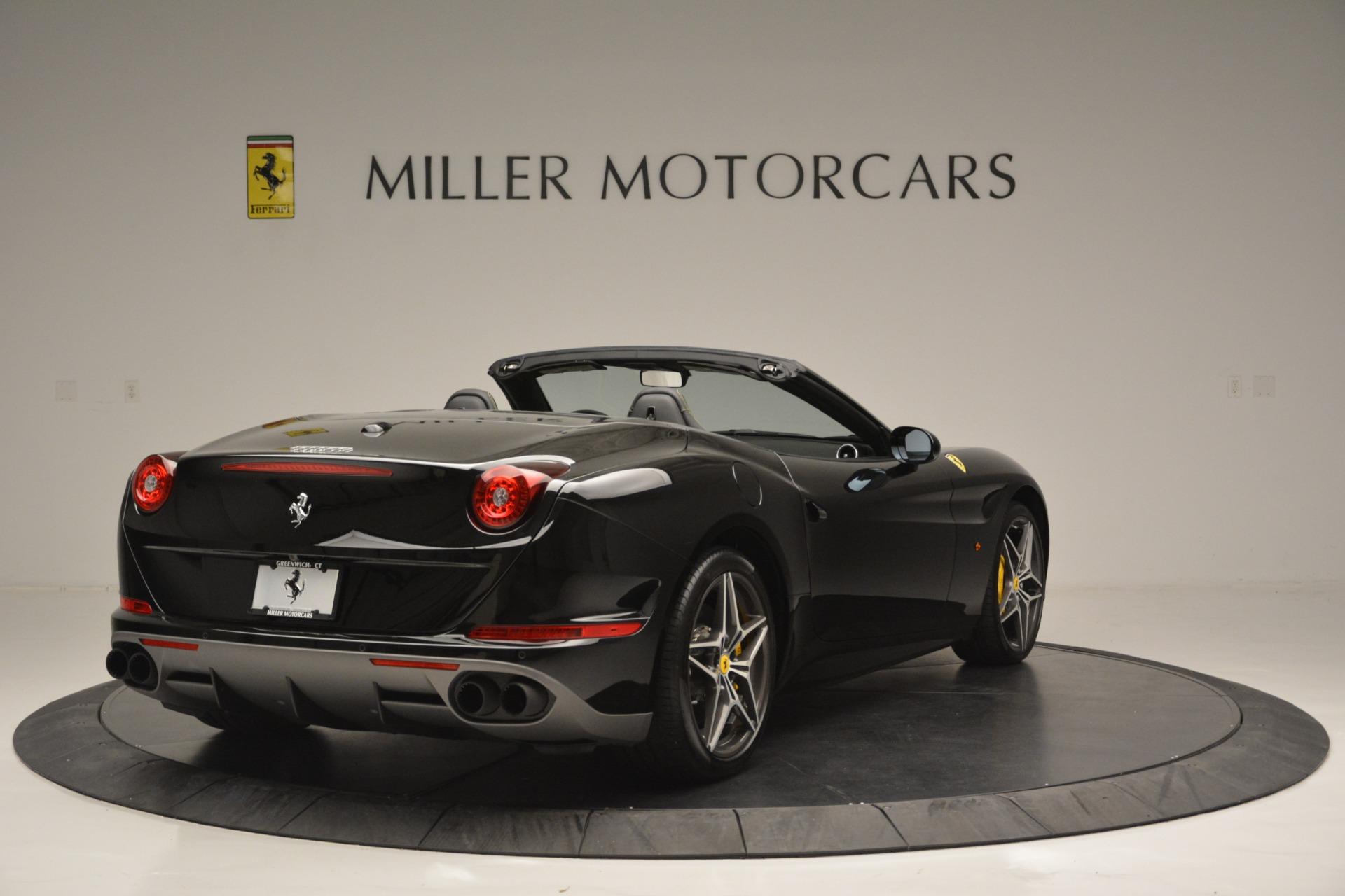 Used 2017 Ferrari California T Handling Speciale For Sale In Westport, CT 2554_p7