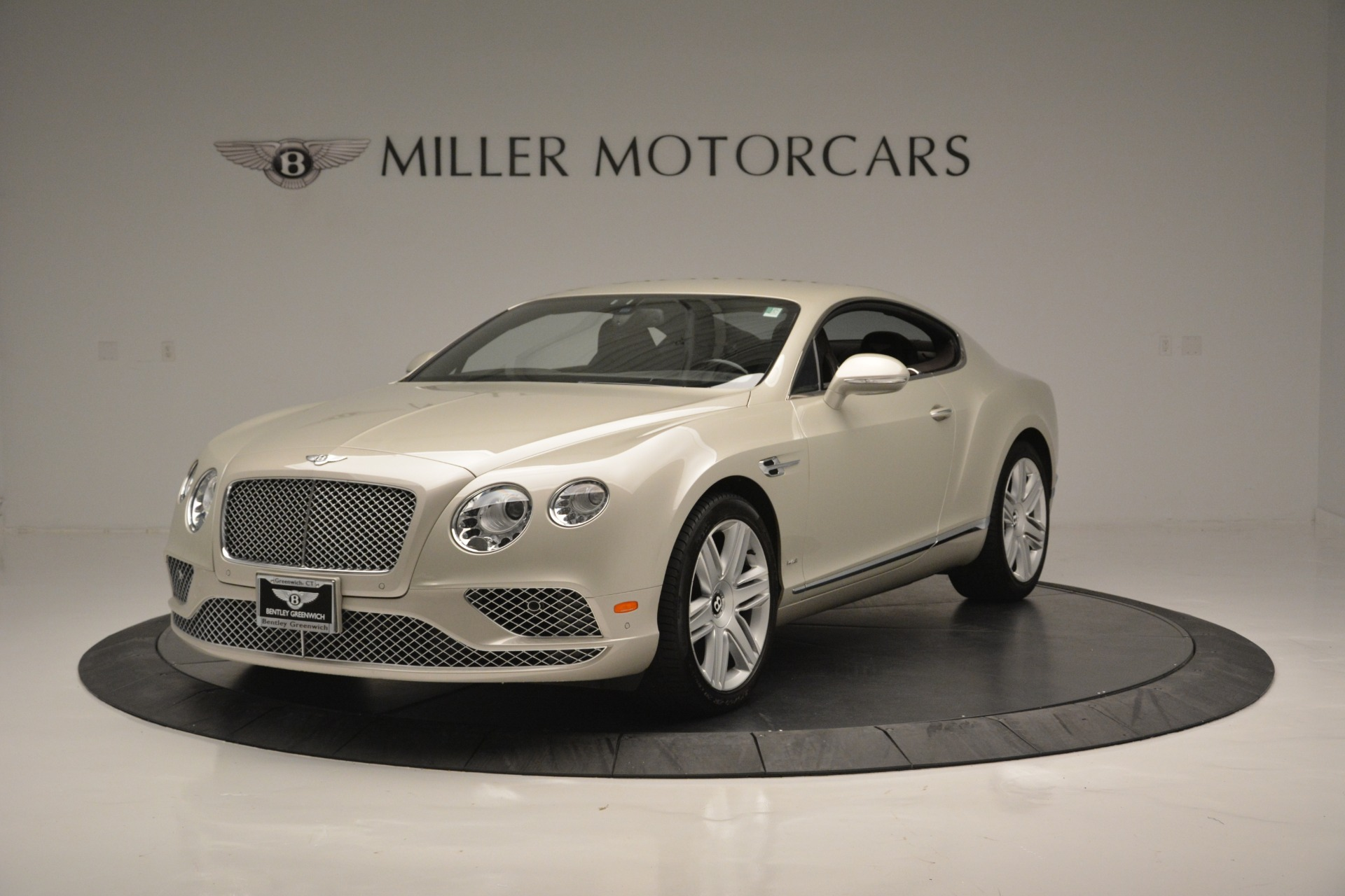 Used 2016 Bentley Continental GT W12 For Sale In Westport, CT 2555_main