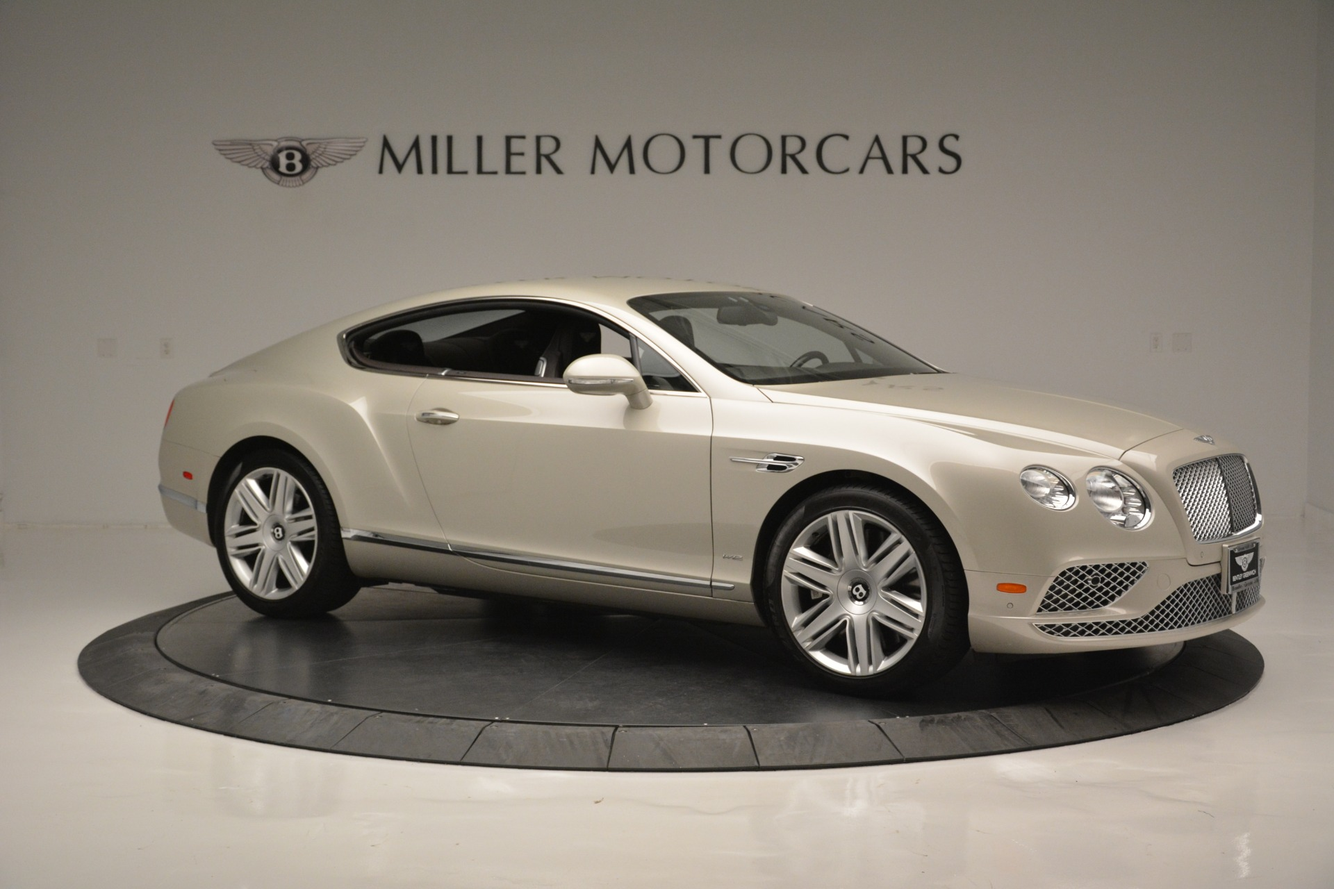 Used 2016 Bentley Continental GT W12 For Sale In Westport, CT 2555_p10