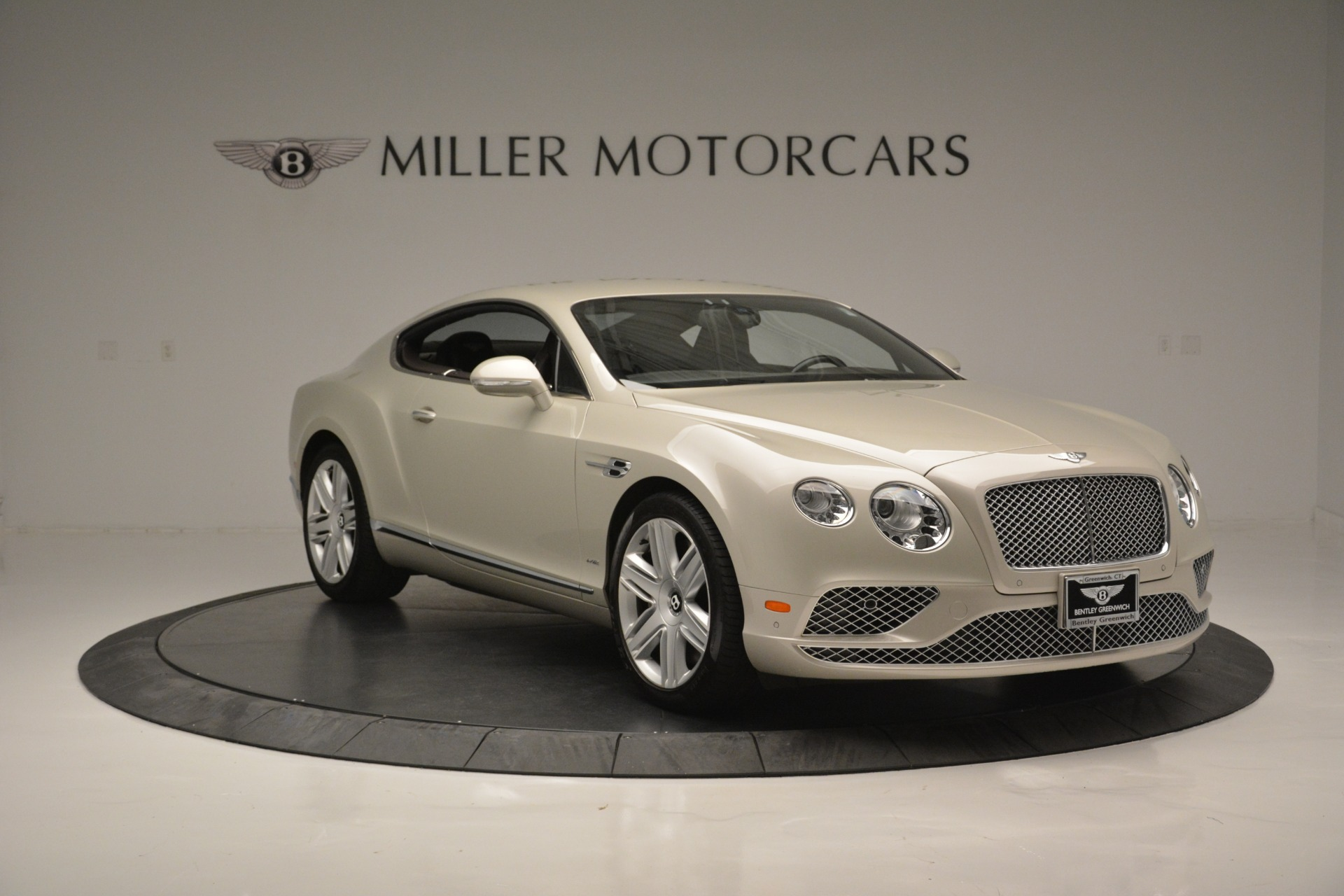 Used 2016 Bentley Continental GT W12 For Sale In Westport, CT 2555_p11