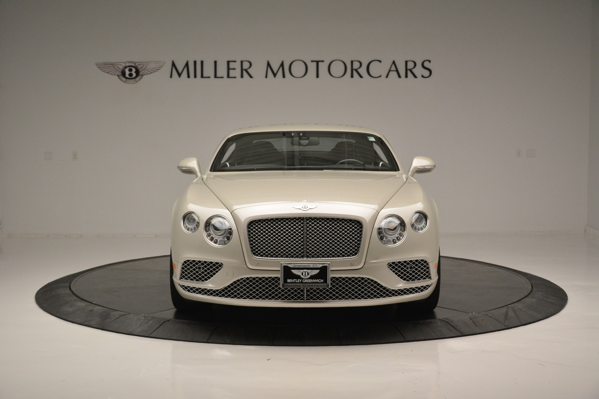 Used 2016 Bentley Continental GT W12 For Sale In Westport, CT 2555_p12