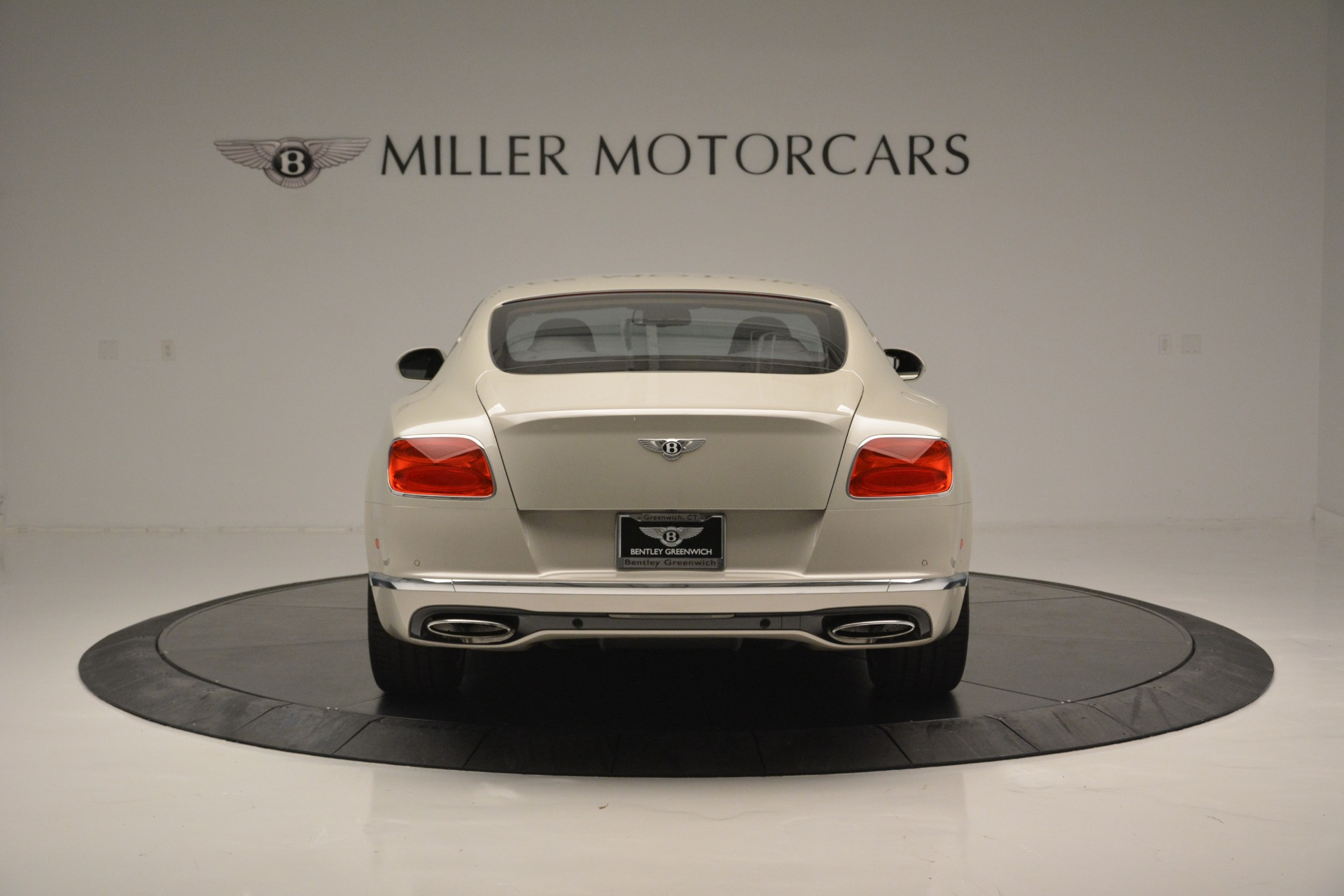 Used 2016 Bentley Continental GT W12 For Sale In Westport, CT 2555_p6