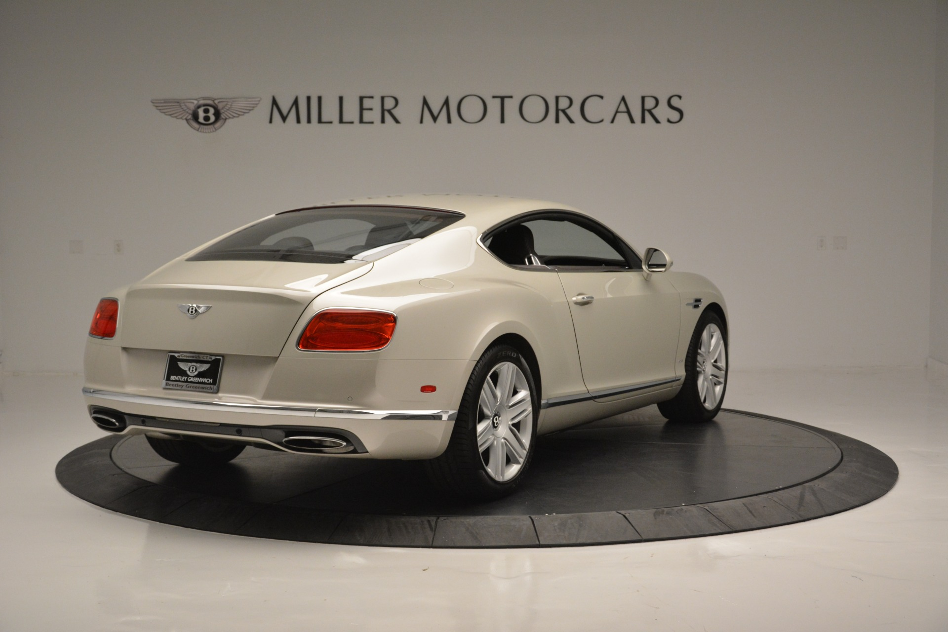Used 2016 Bentley Continental GT W12 For Sale In Westport, CT 2555_p7