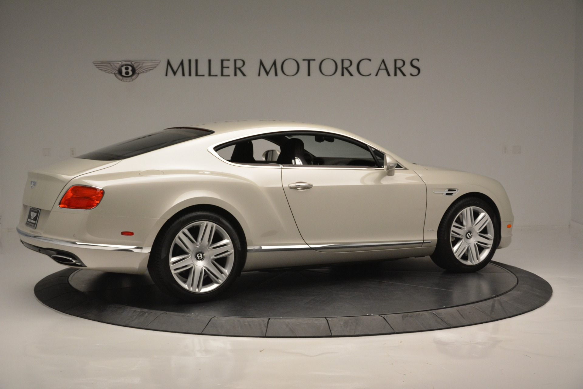 Used 2016 Bentley Continental GT W12 For Sale In Westport, CT 2555_p8