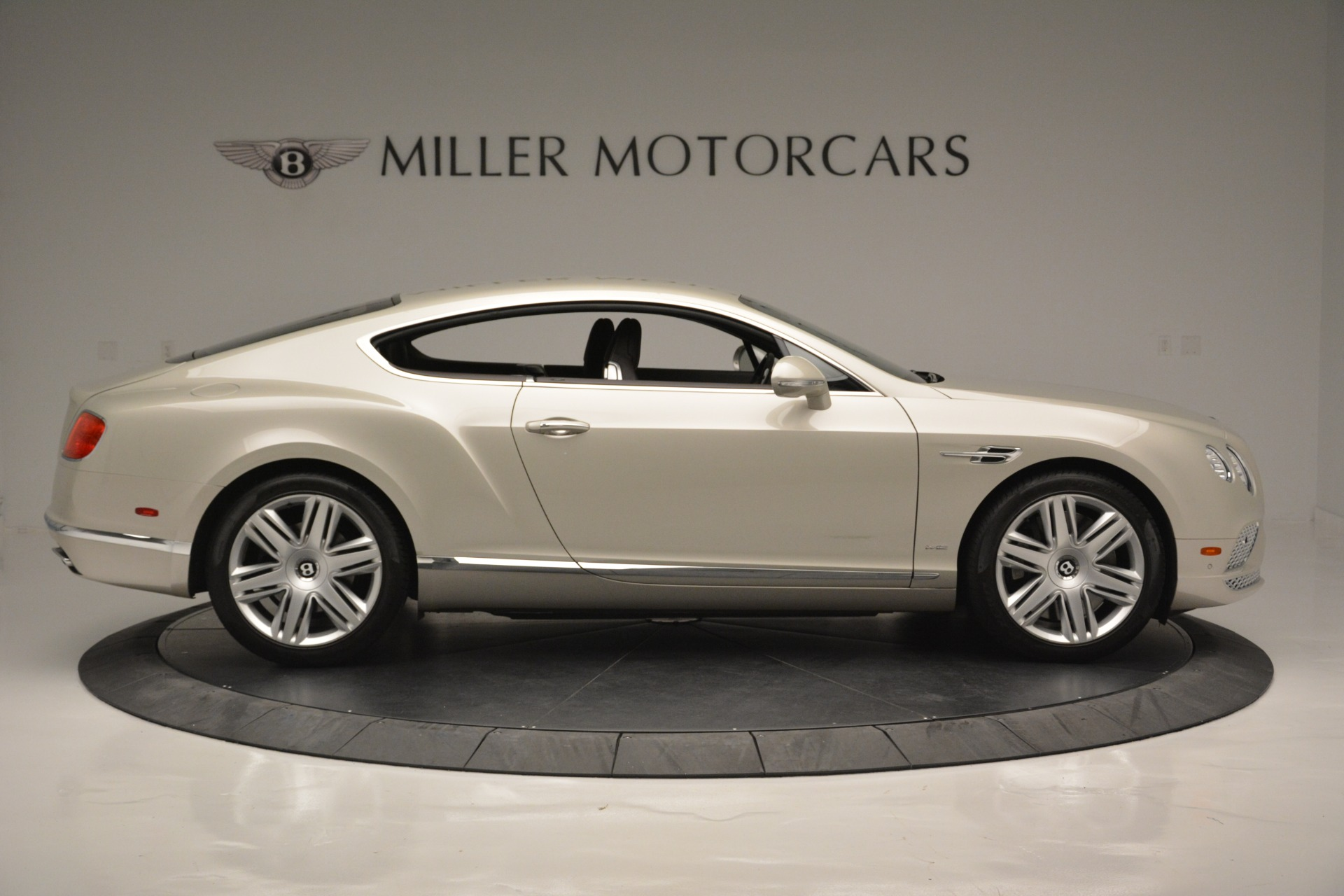 Used 2016 Bentley Continental GT W12 For Sale In Westport, CT 2555_p9