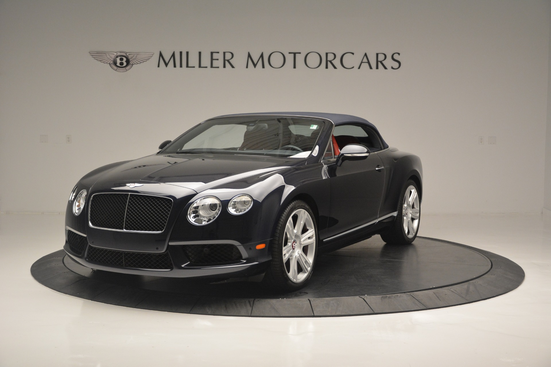 Used 2013 Bentley Continental GT V8 For Sale In Westport, CT 2557_p13