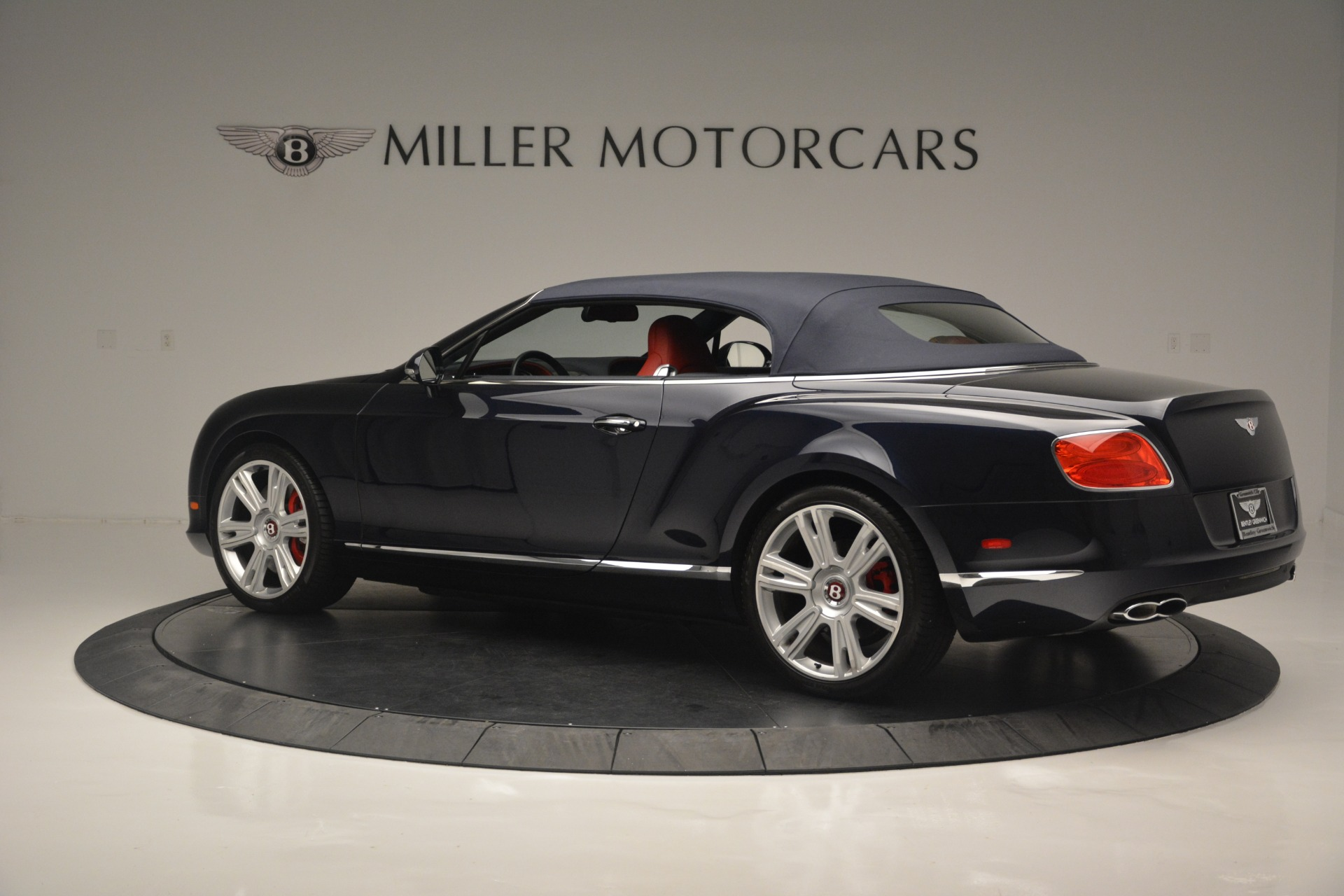 Used 2013 Bentley Continental GT V8 For Sale In Westport, CT 2557_p15