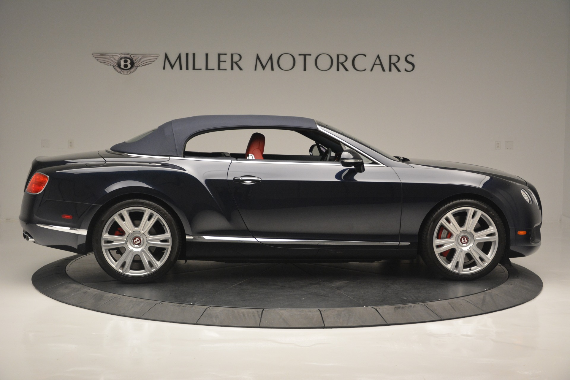 Used 2013 Bentley Continental GT V8 For Sale In Westport, CT 2557_p18