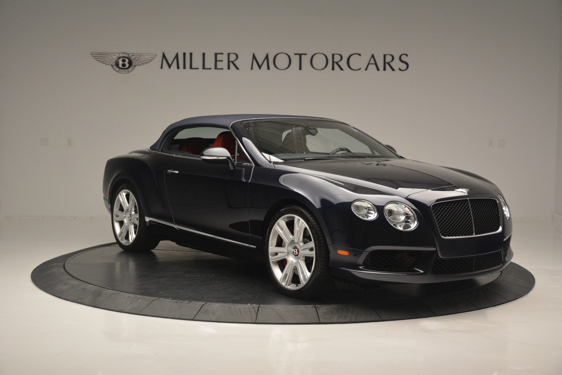 Used 2013 Bentley Continental GT V8 For Sale In Westport, CT 2557_p19