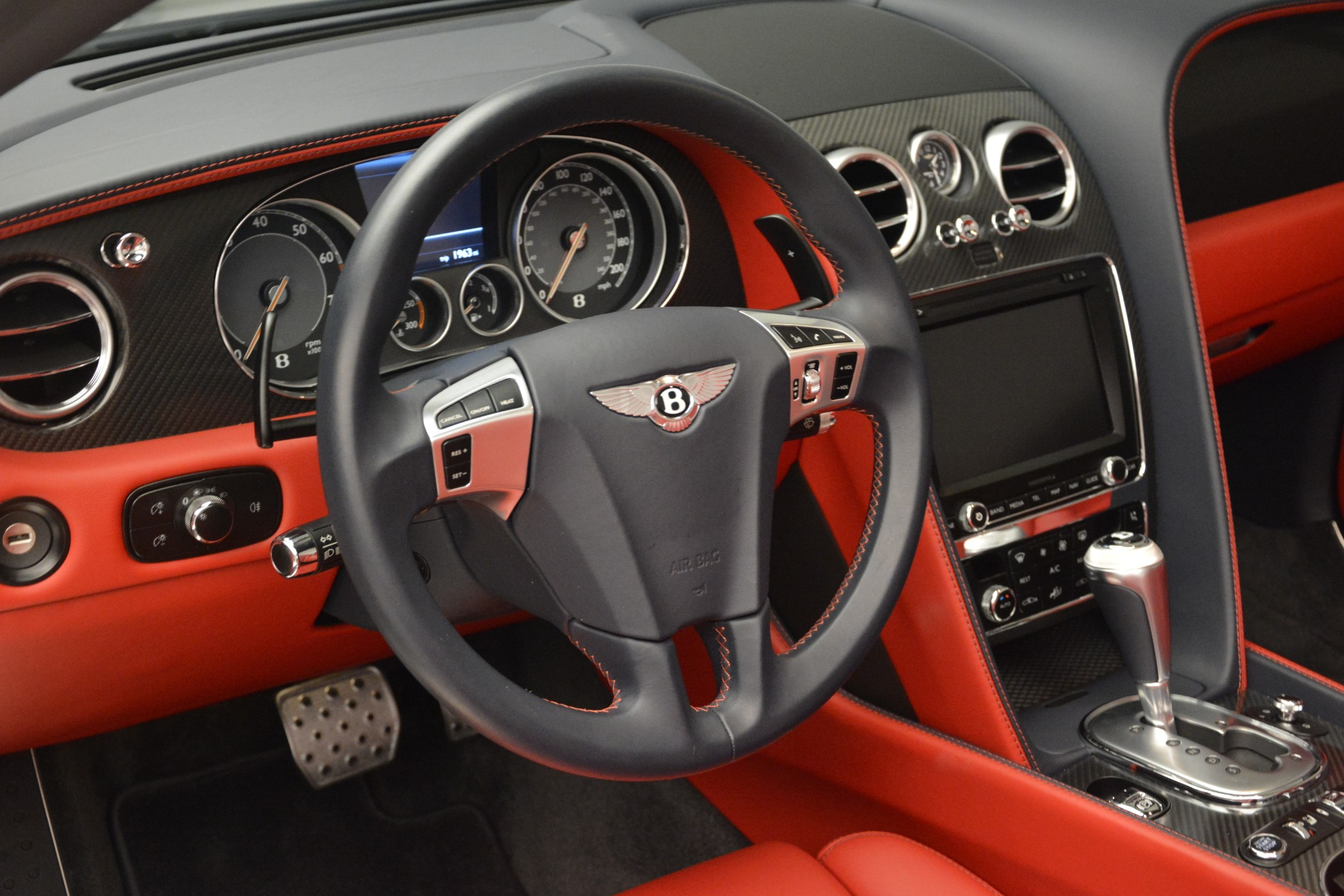 Used 2013 Bentley Continental GT V8 For Sale In Westport, CT 2557_p27