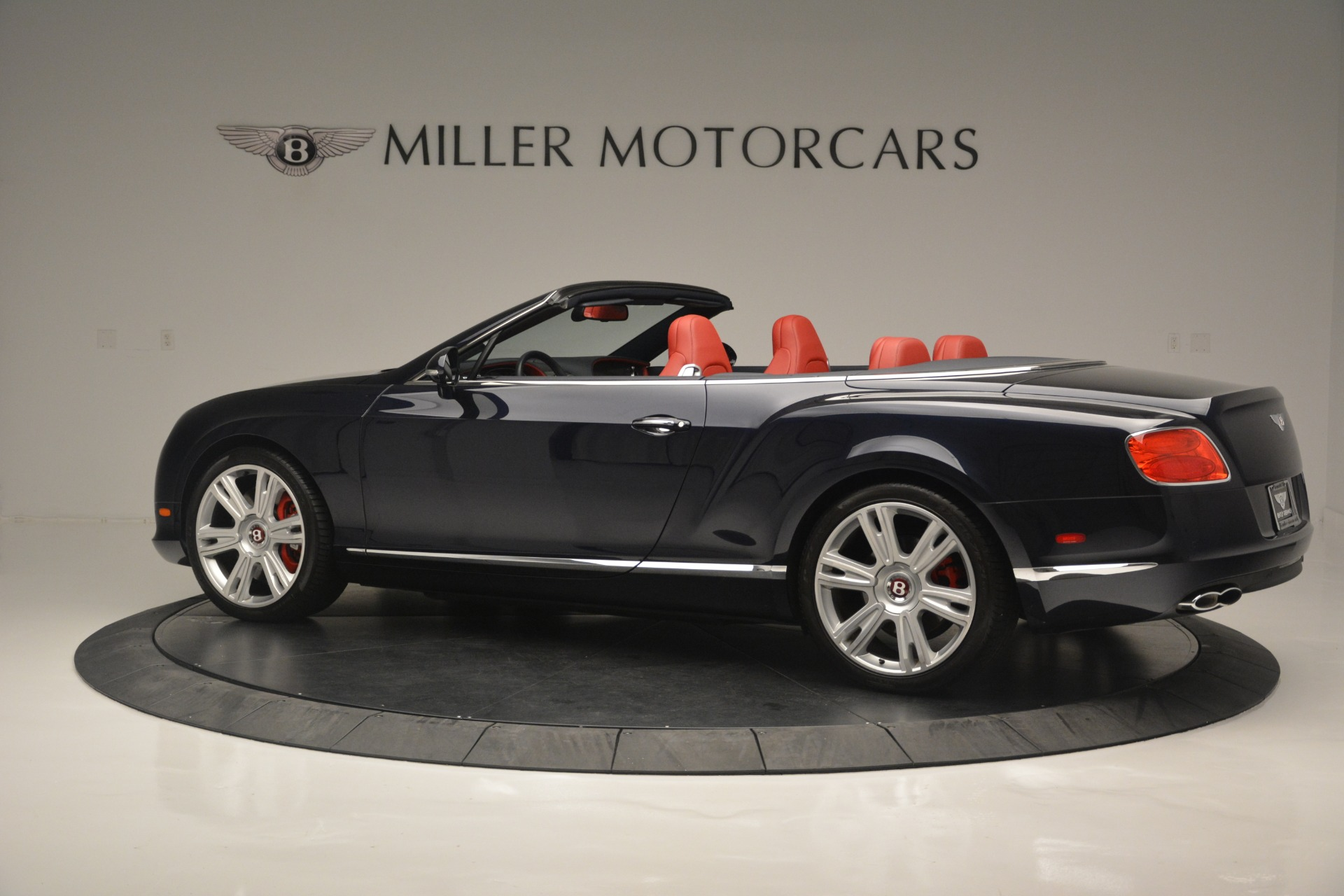 Used 2013 Bentley Continental GT V8 For Sale In Westport, CT 2557_p4