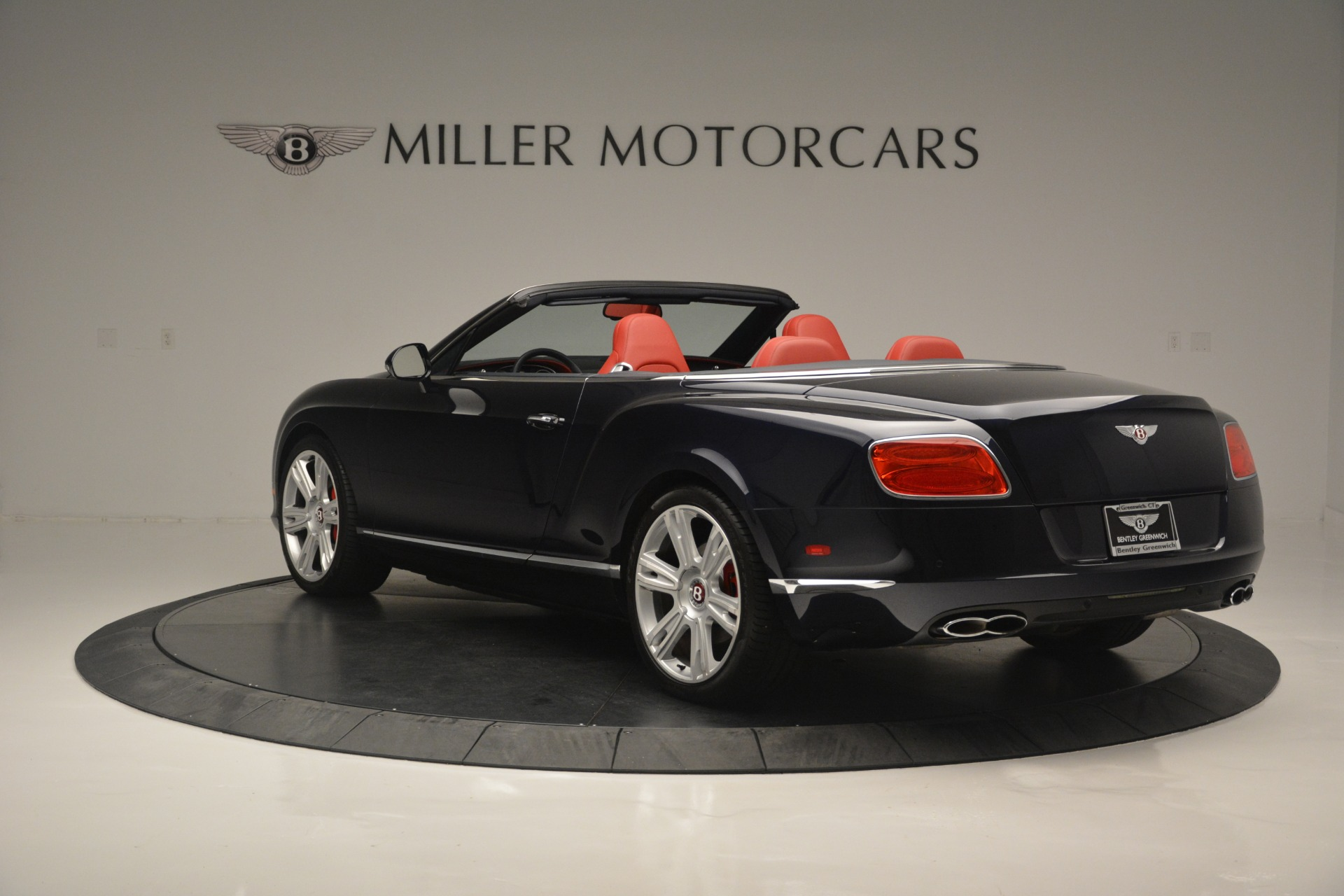 Used 2013 Bentley Continental GT V8 For Sale In Westport, CT 2557_p5
