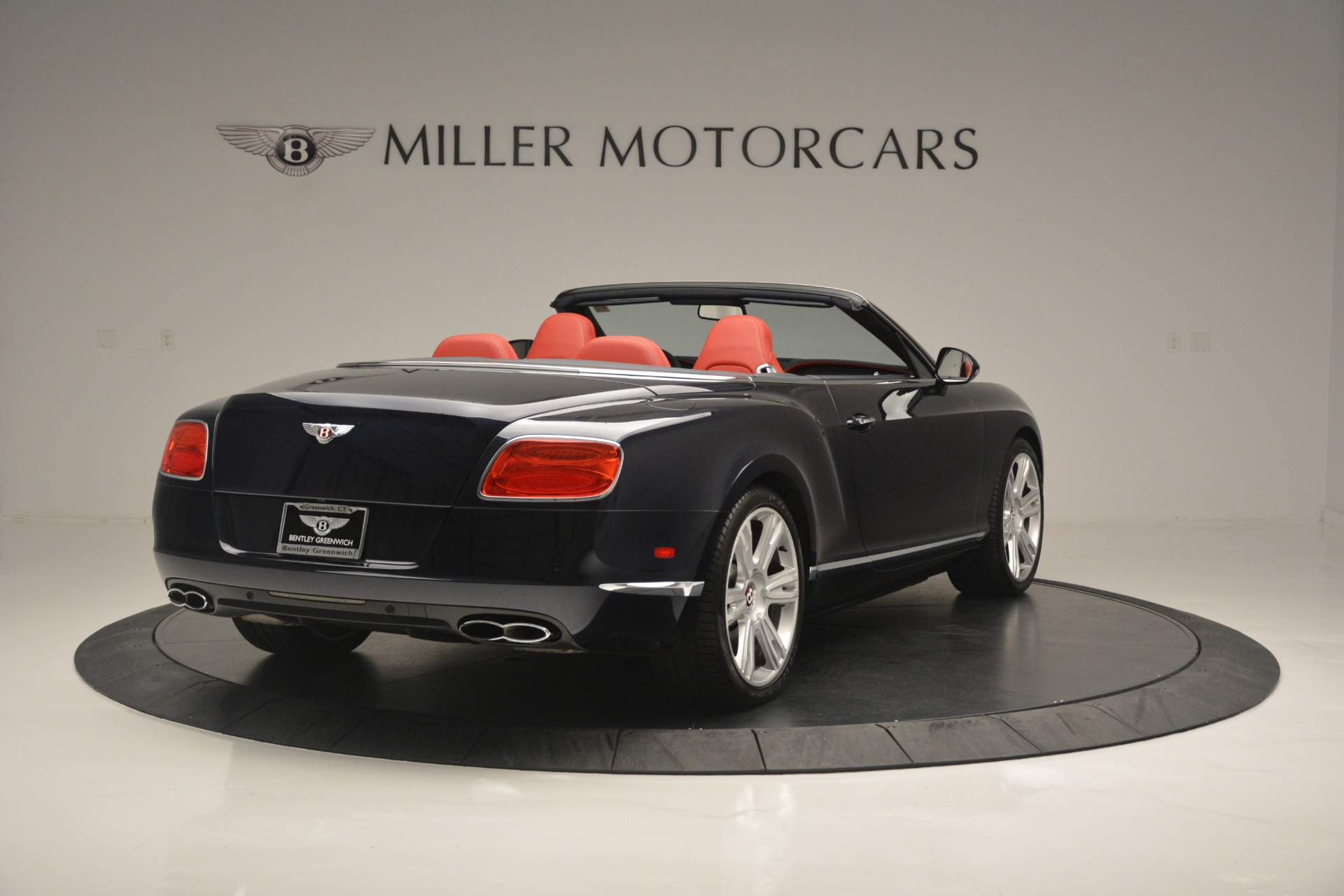 Used 2013 Bentley Continental GT V8 For Sale In Westport, CT 2557_p7