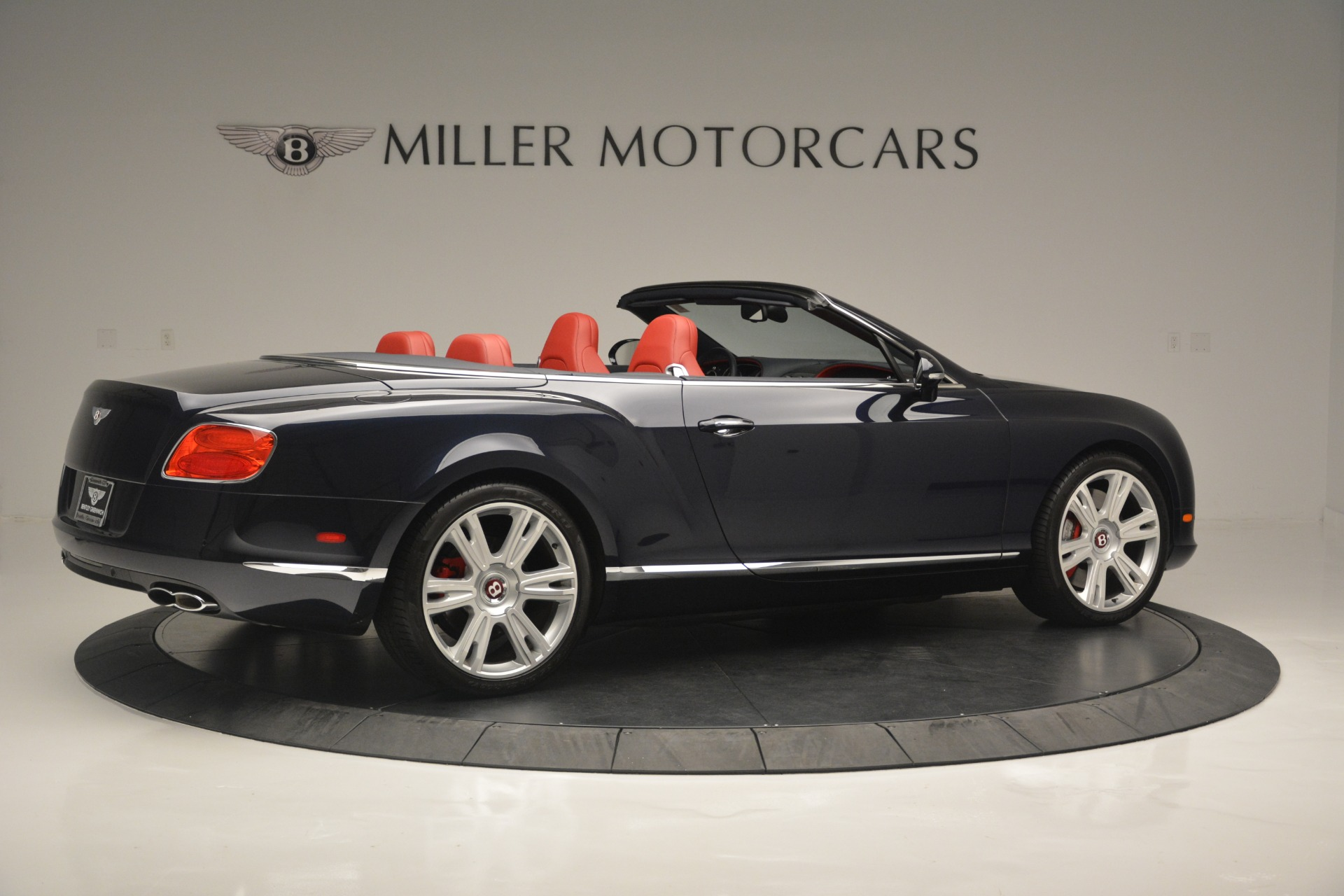 Used 2013 Bentley Continental GT V8 For Sale In Westport, CT 2557_p8