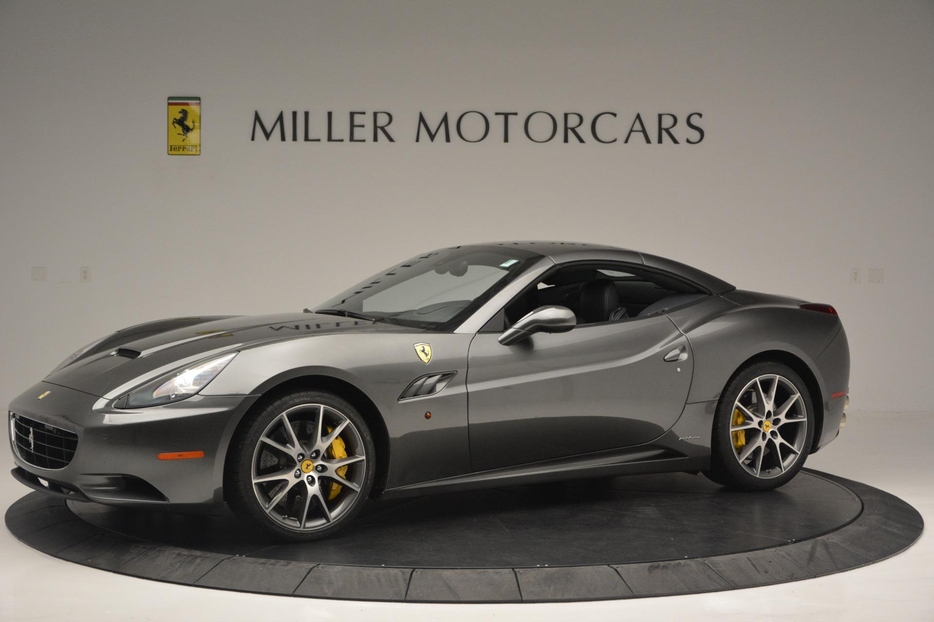 Used 2013 Ferrari California 30 For Sale In Westport, CT 2559_p14