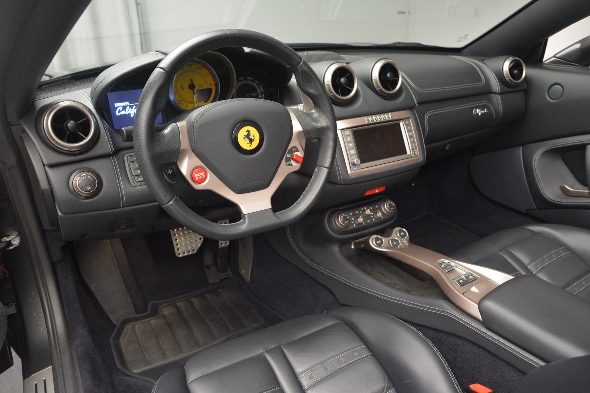 Used 2013 Ferrari California 30 For Sale In Westport, CT 2559_p25