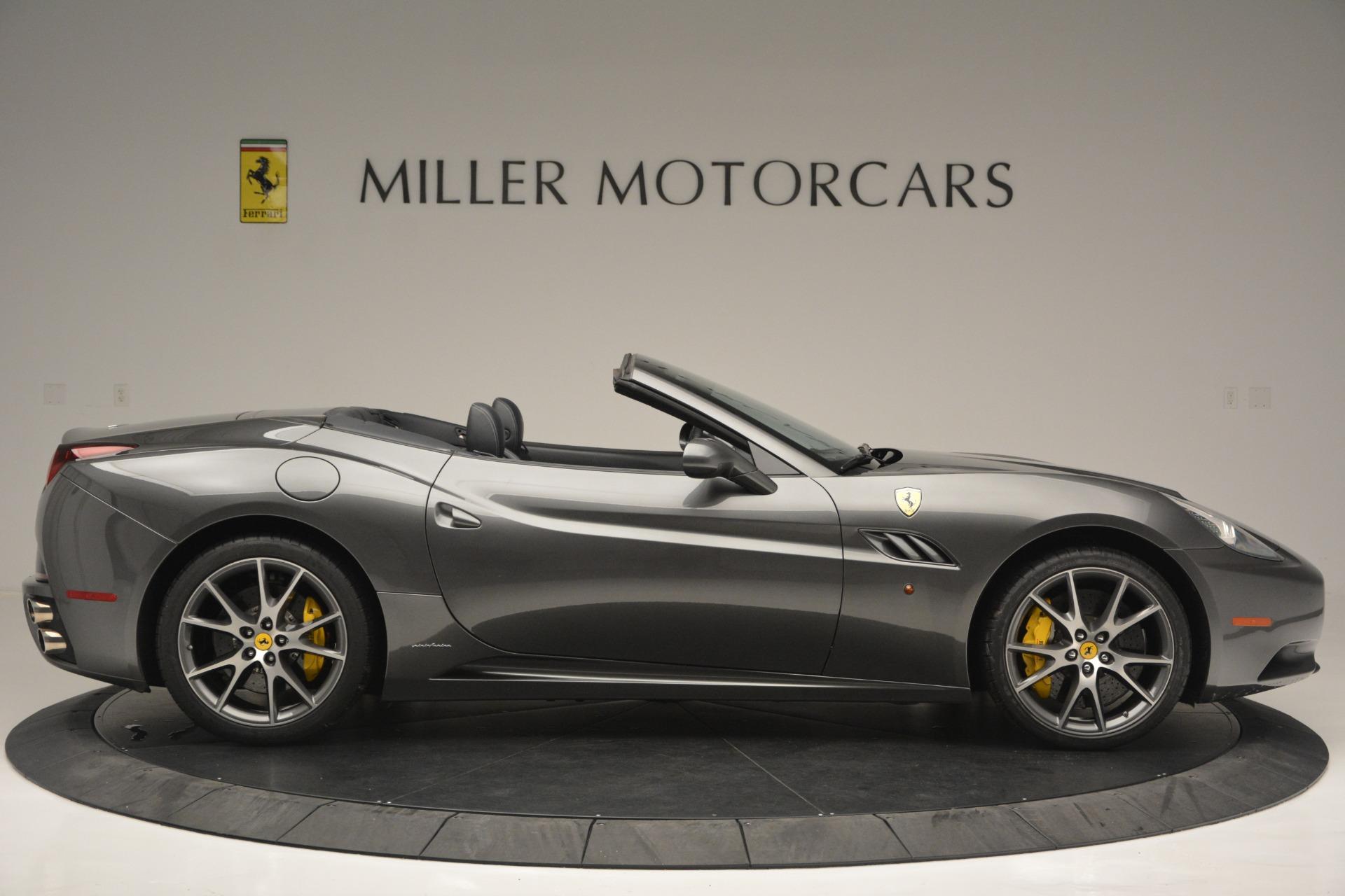 Used 2013 Ferrari California 30 For Sale In Westport, CT 2559_p9