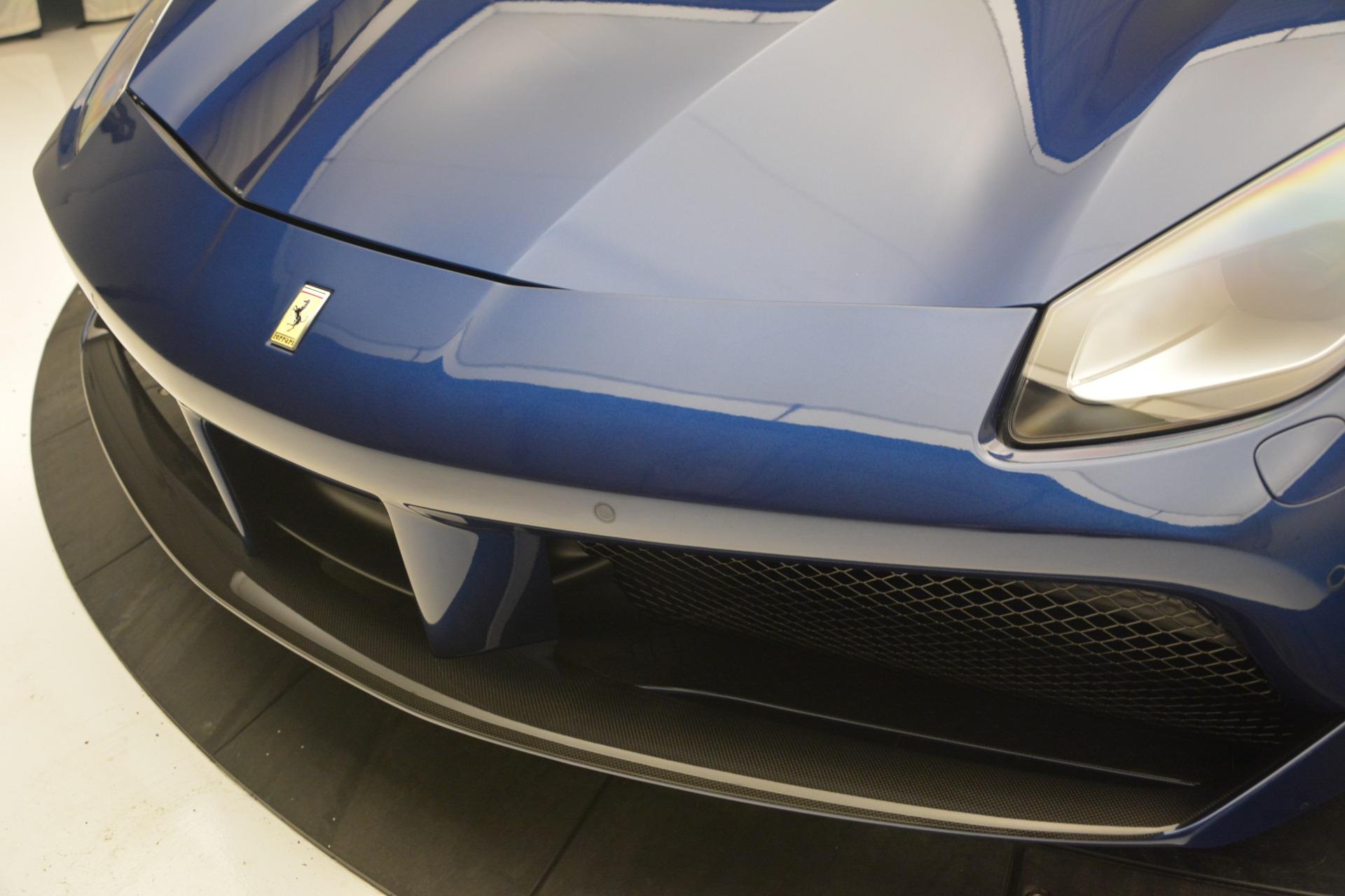 Used 2018 Ferrari 488 GTB  For Sale In Westport, CT 2560_p13