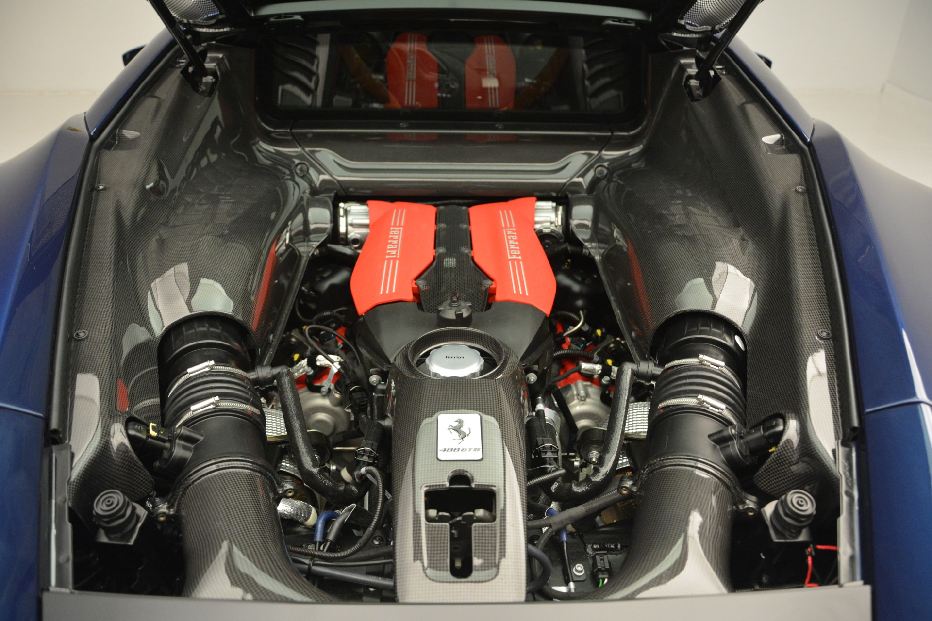 Used 2018 Ferrari 488 GTB  For Sale In Westport, CT 2560_p17