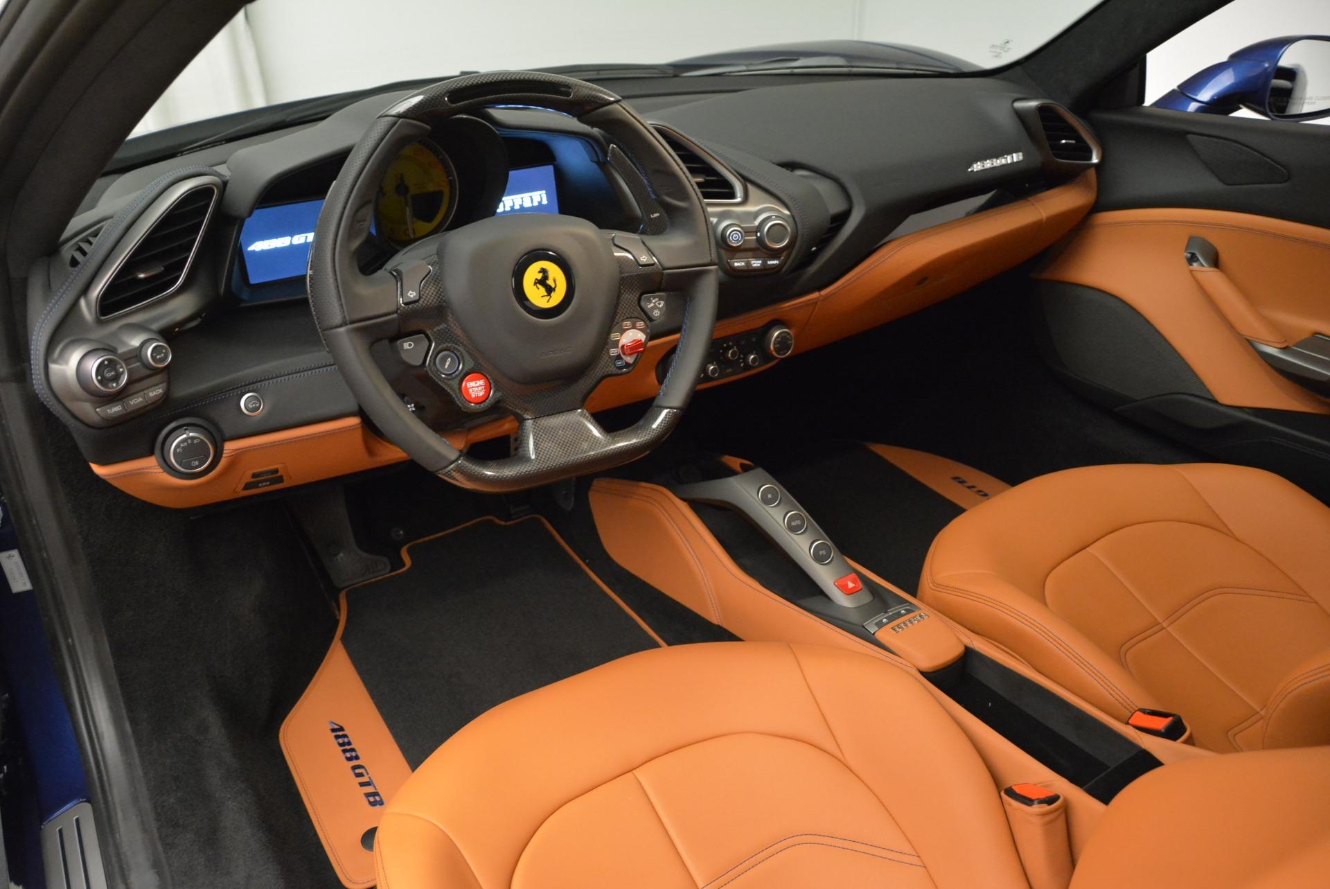 Used 2018 Ferrari 488 GTB  For Sale In Westport, CT 2560_p20