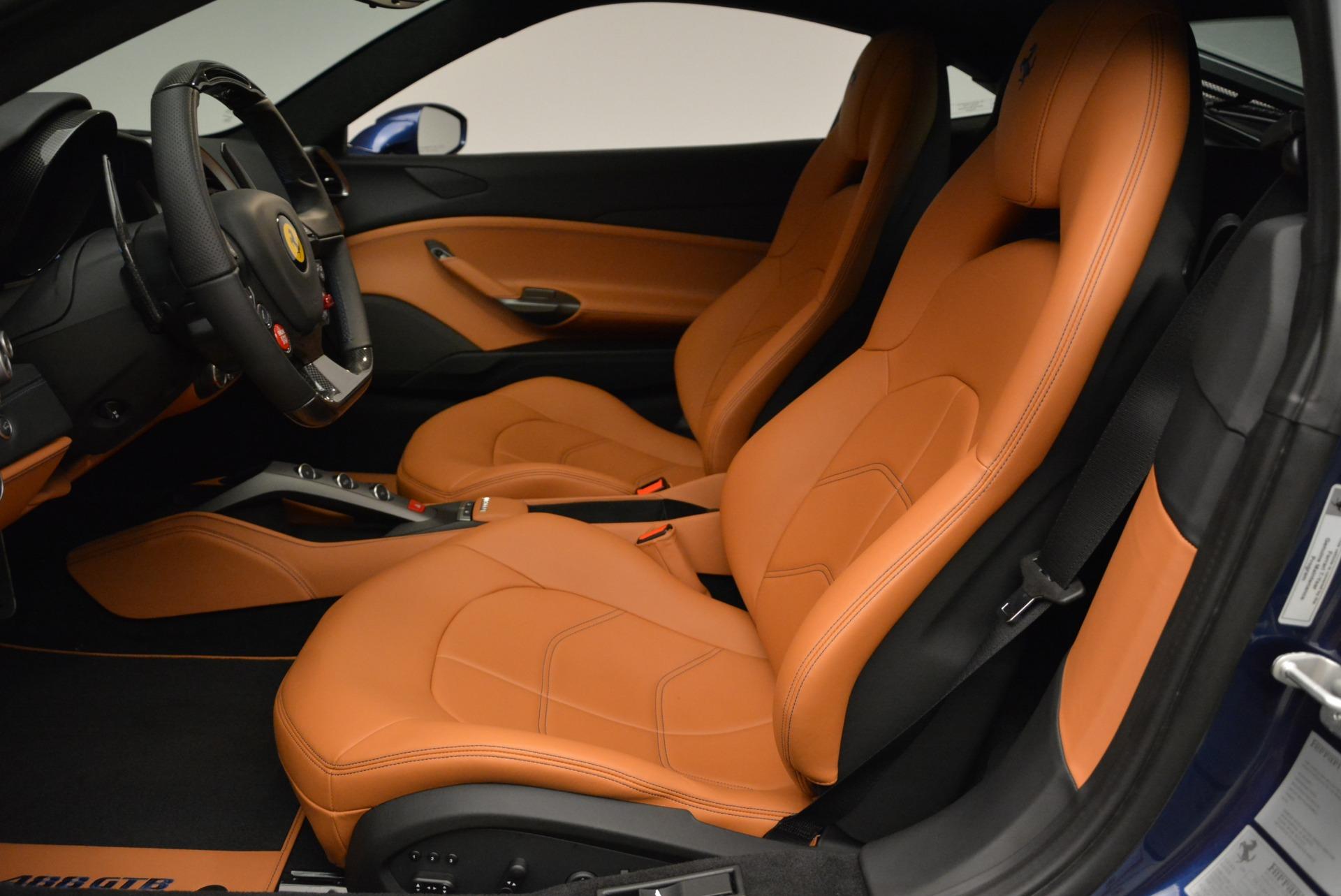 Used 2018 Ferrari 488 GTB  For Sale In Westport, CT 2560_p21