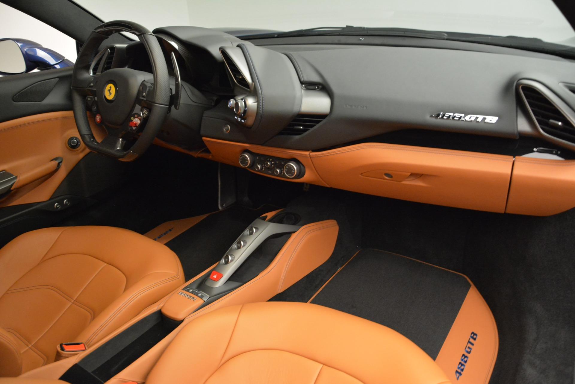 Used 2018 Ferrari 488 GTB  For Sale In Westport, CT 2560_p24