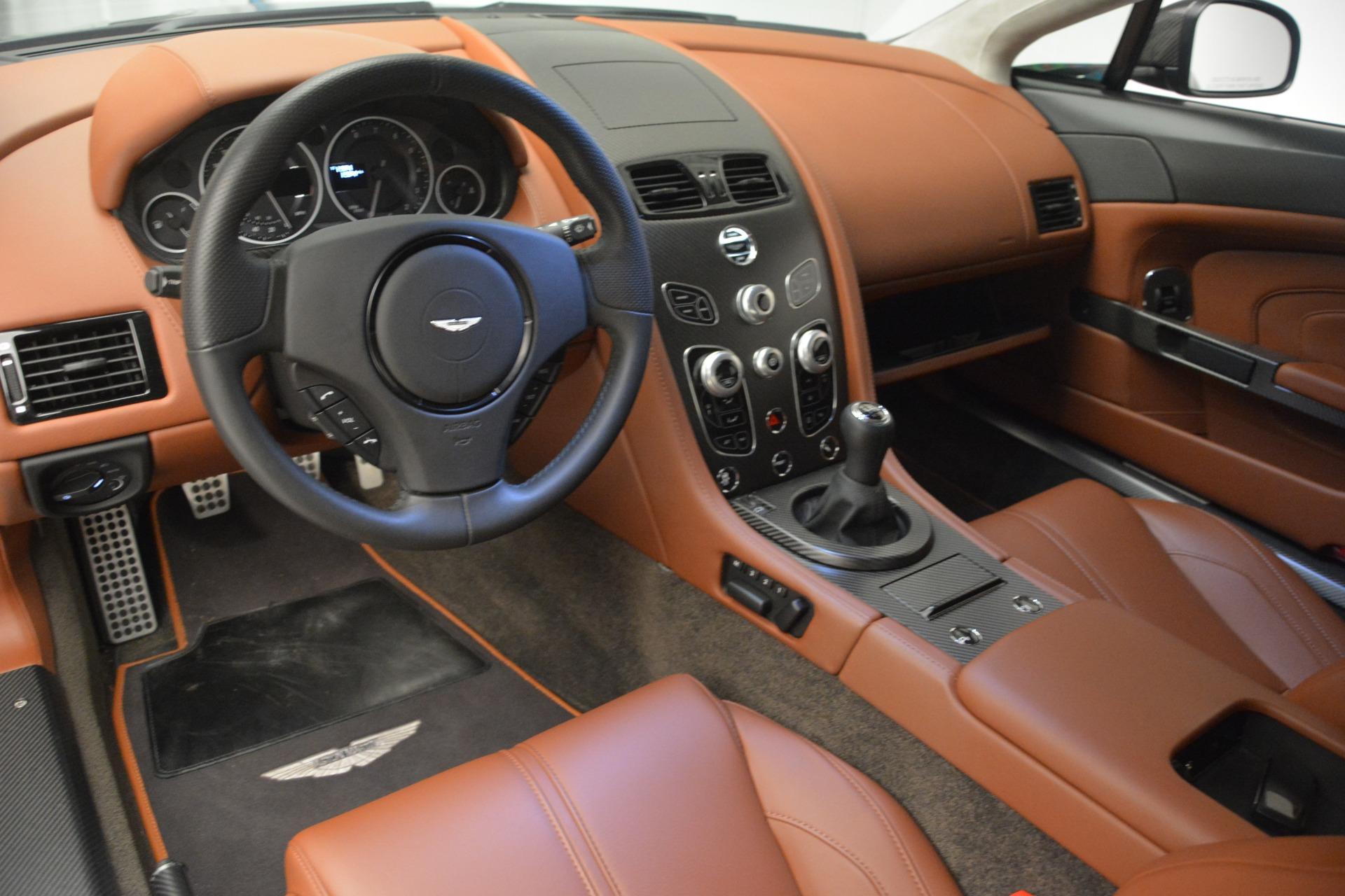 Used 2017 Aston Martin V12 Vantage S  For Sale In Westport, CT 2561_p16