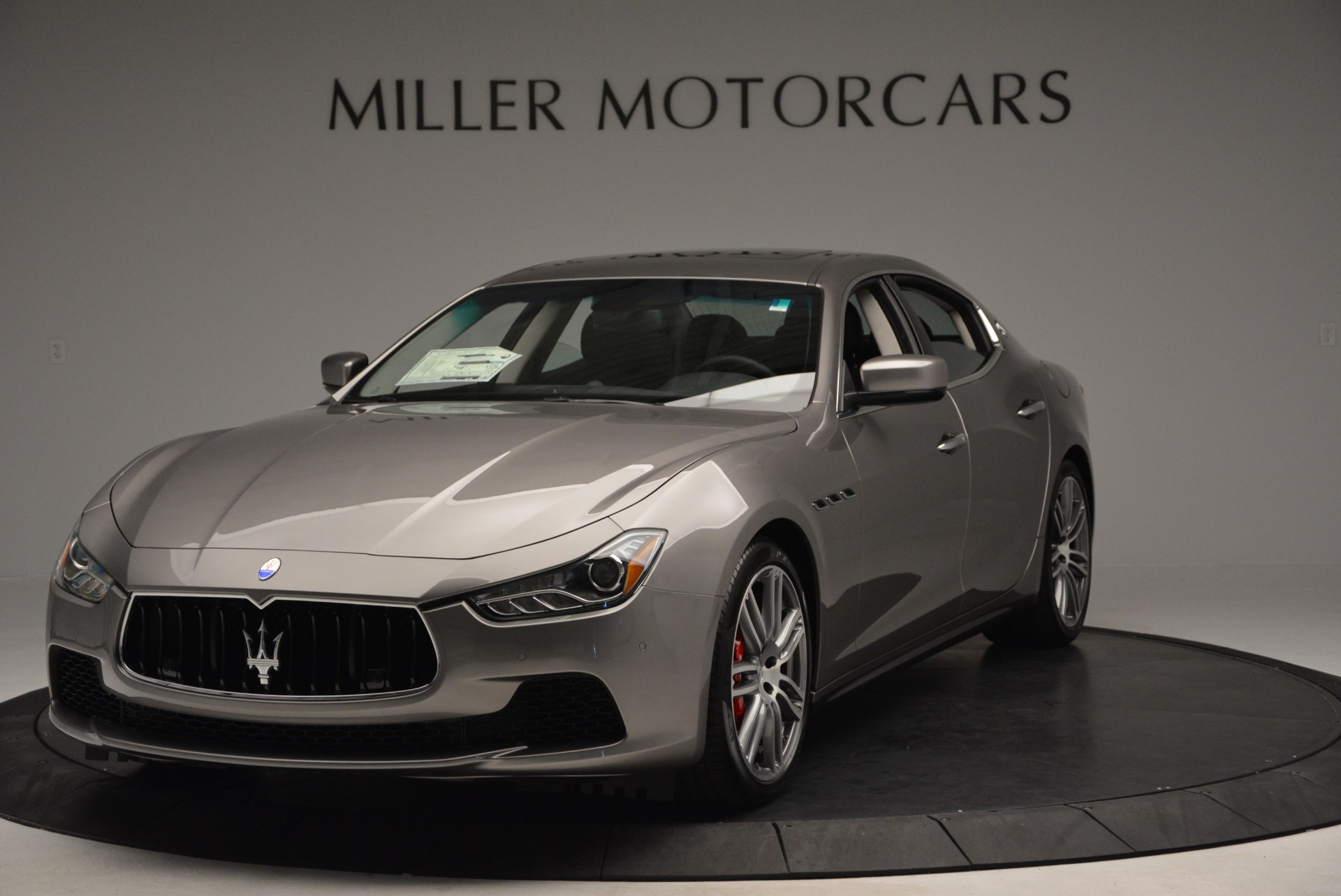 Used 2014 Maserati Ghibli S Q4 For Sale In Westport, CT 2562_main