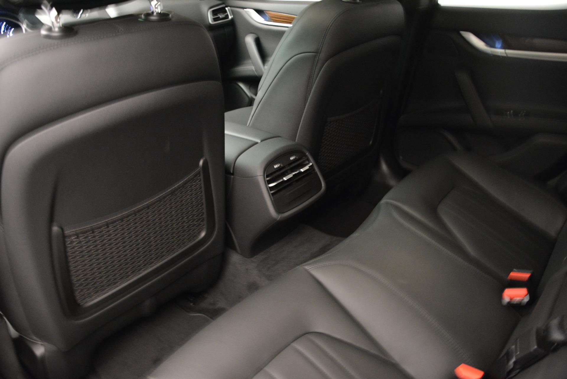 Used 2014 Maserati Ghibli S Q4 For Sale In Westport, CT 2562_p17