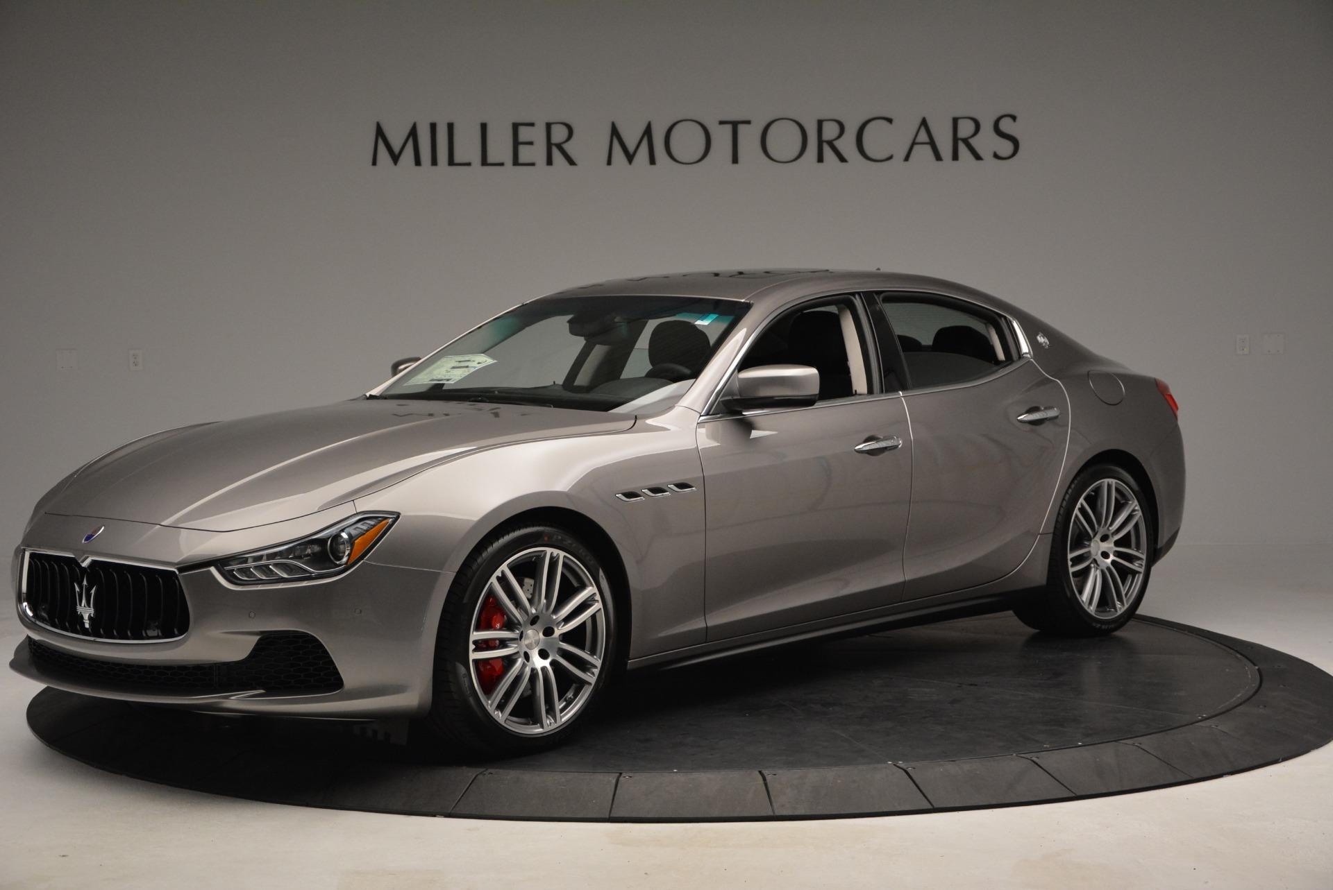 Used 2014 Maserati Ghibli S Q4 For Sale In Westport, CT 2562_p2