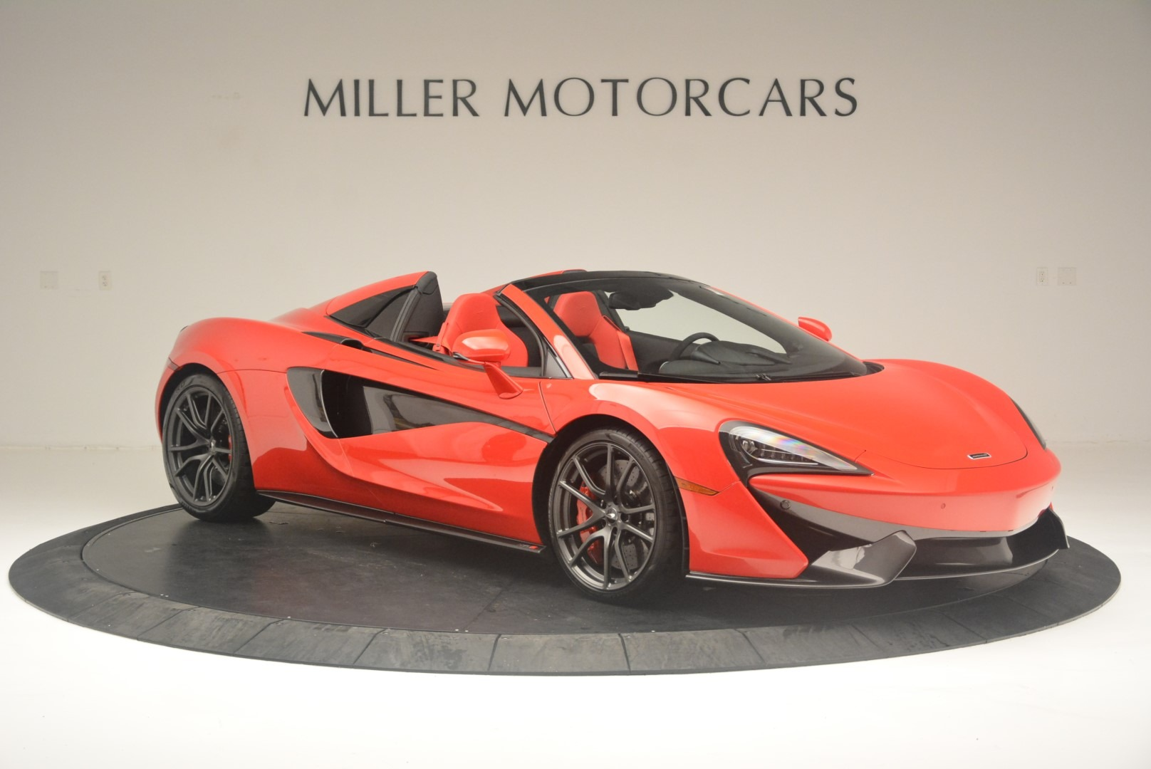 New 2019 McLaren 570S Spider Convertible For Sale In Westport, CT 2564_p10
