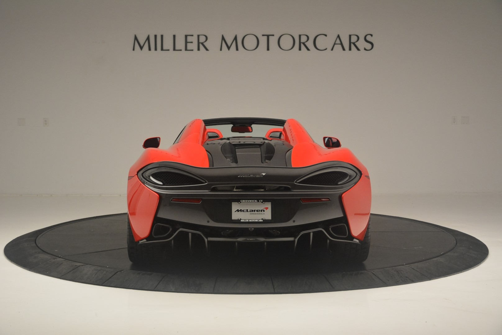 New 2019 McLaren 570S Spider Convertible For Sale In Westport, CT 2564_p6