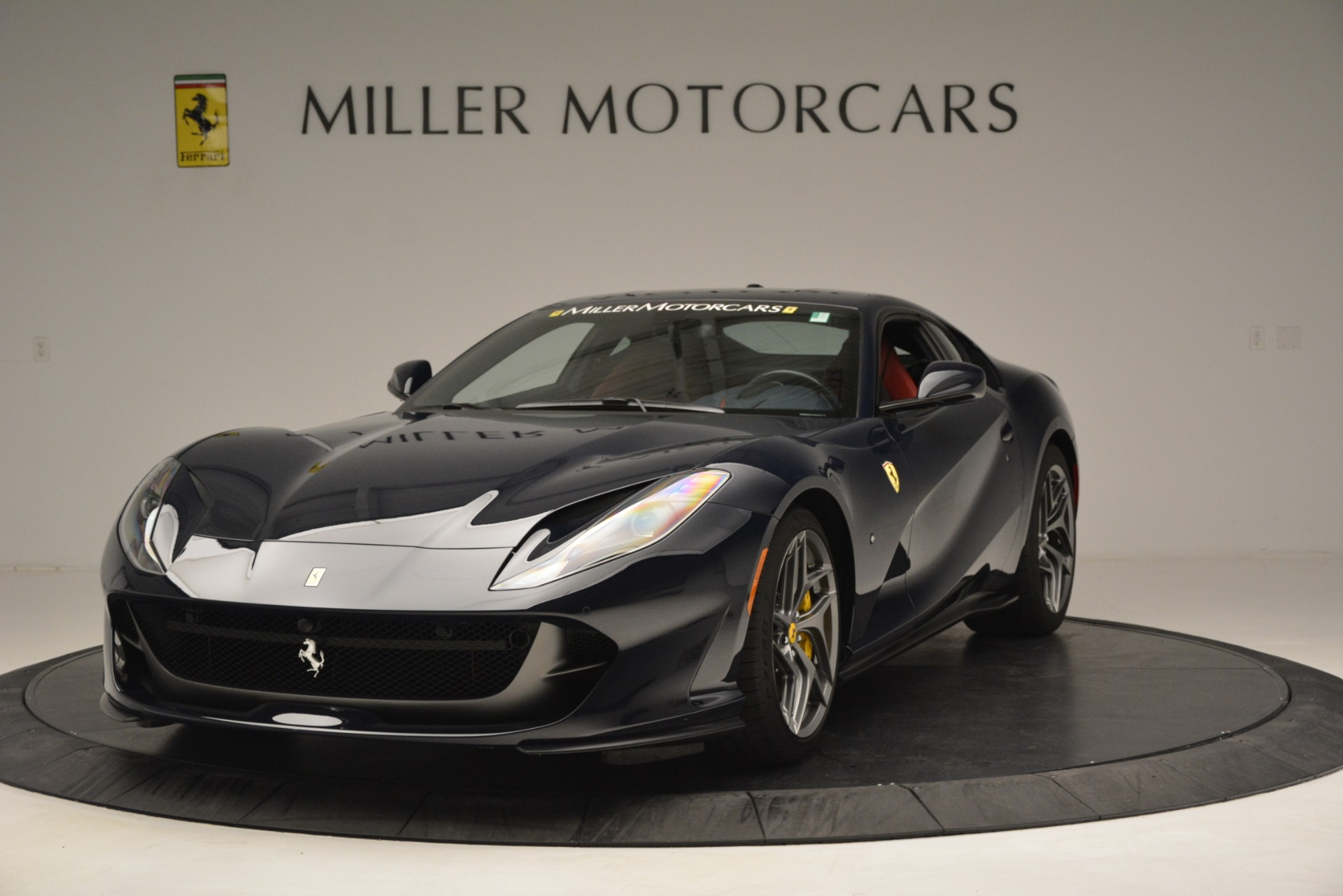 Used 2018 Ferrari 812 Superfast  For Sale In Westport, CT 2569_main