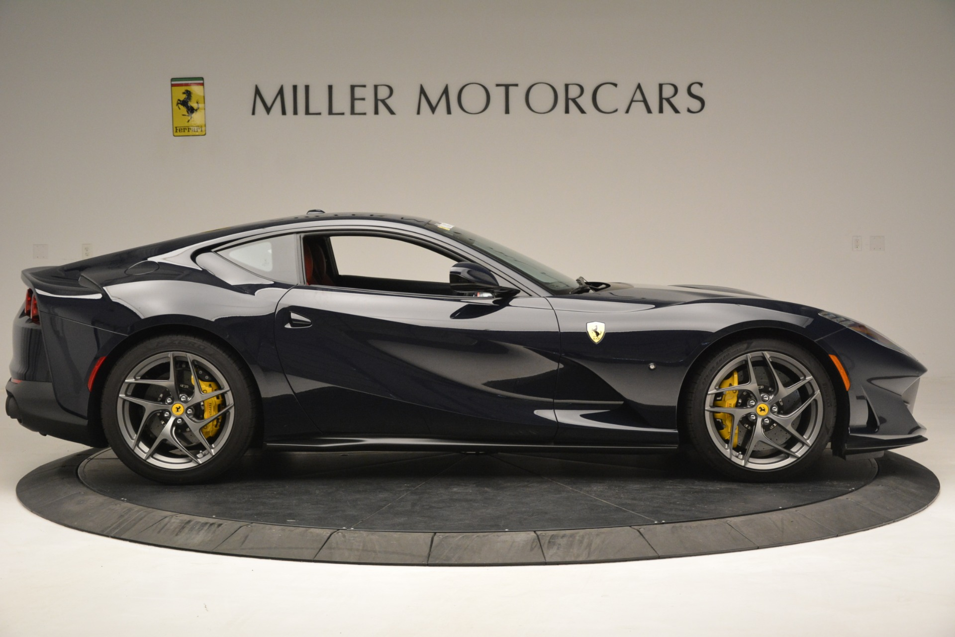 Used 2018 Ferrari 812 Superfast  For Sale In Westport, CT 2569_p10