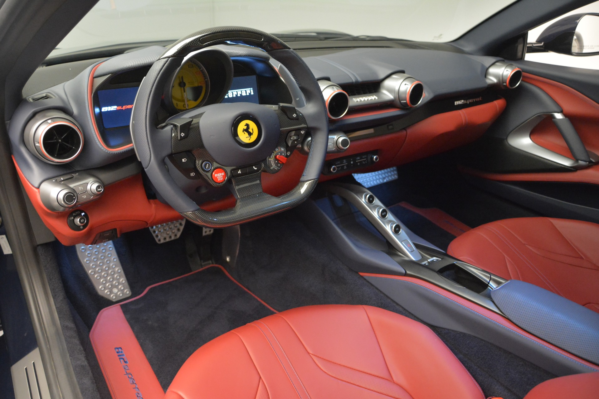 Used 2018 Ferrari 812 Superfast  For Sale In Westport, CT 2569_p13