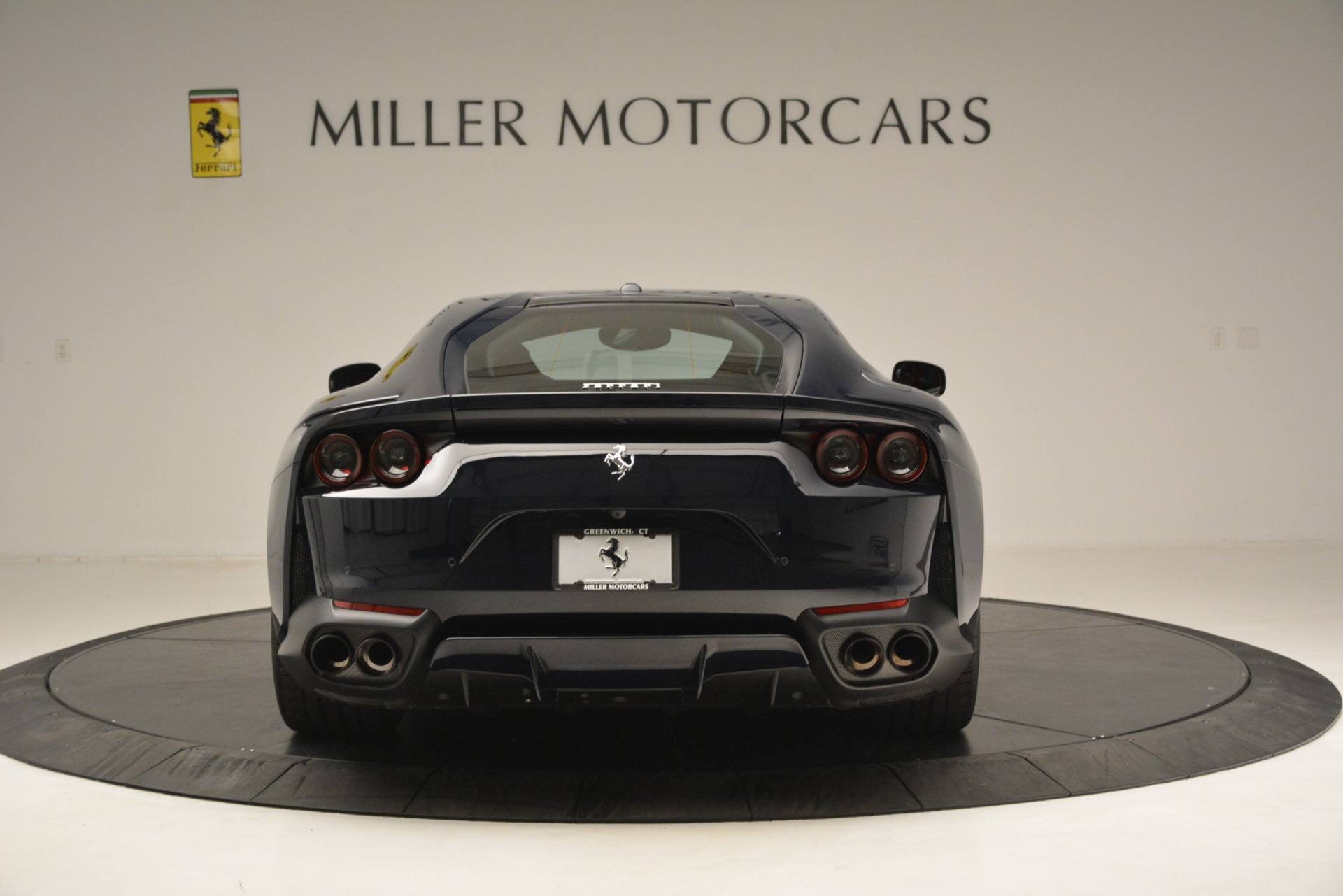 Used 2018 Ferrari 812 Superfast  For Sale In Westport, CT 2569_p6
