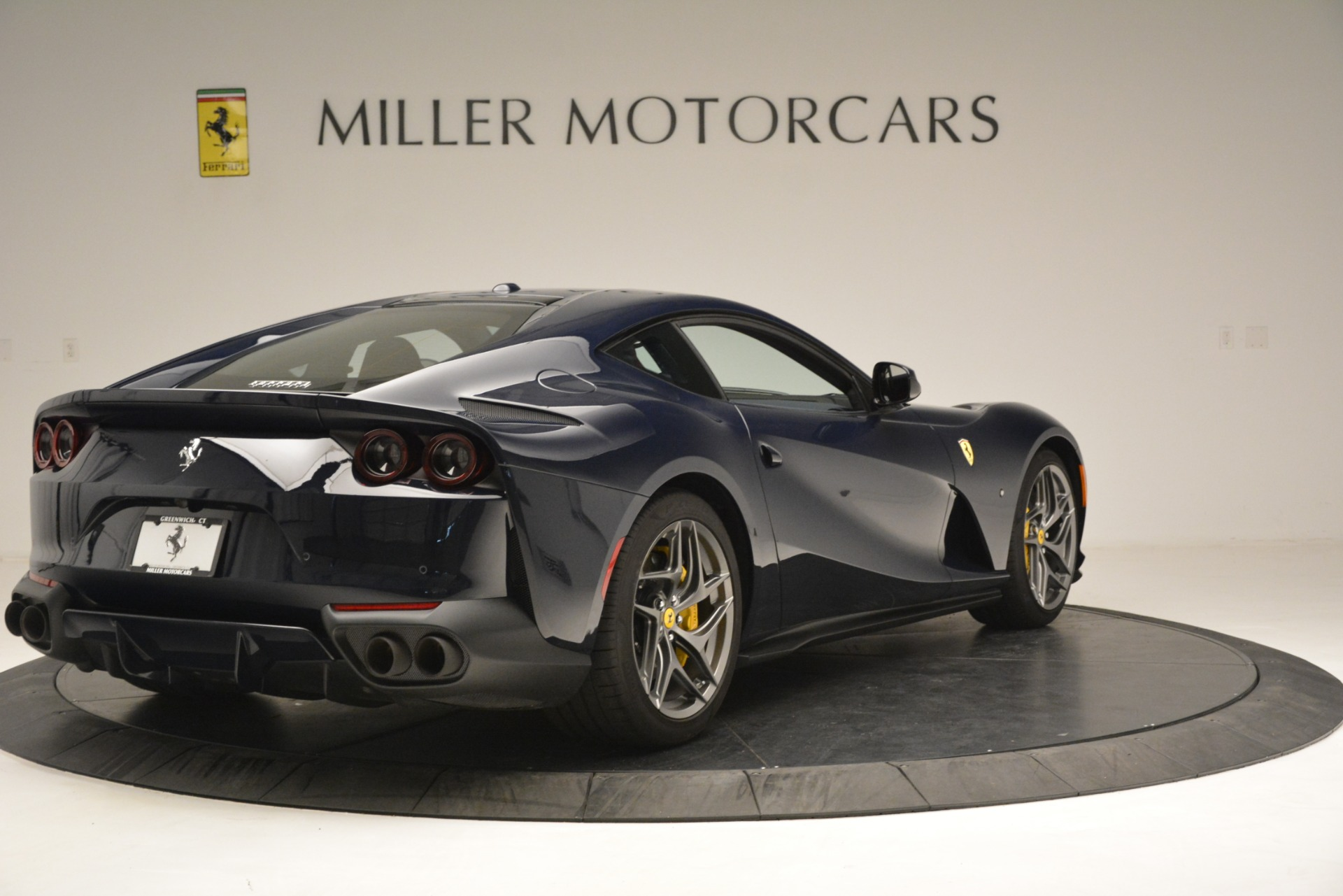 Used 2018 Ferrari 812 Superfast  For Sale In Westport, CT 2569_p8