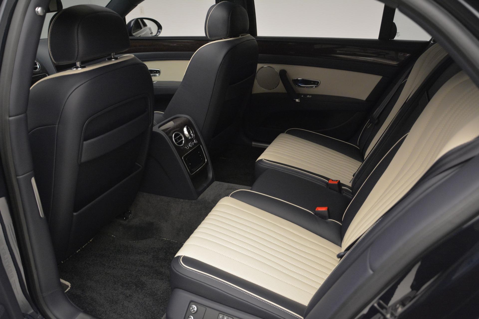 New 2018 Bentley Flying Spur V8 For Sale In Westport, CT 2572_p20