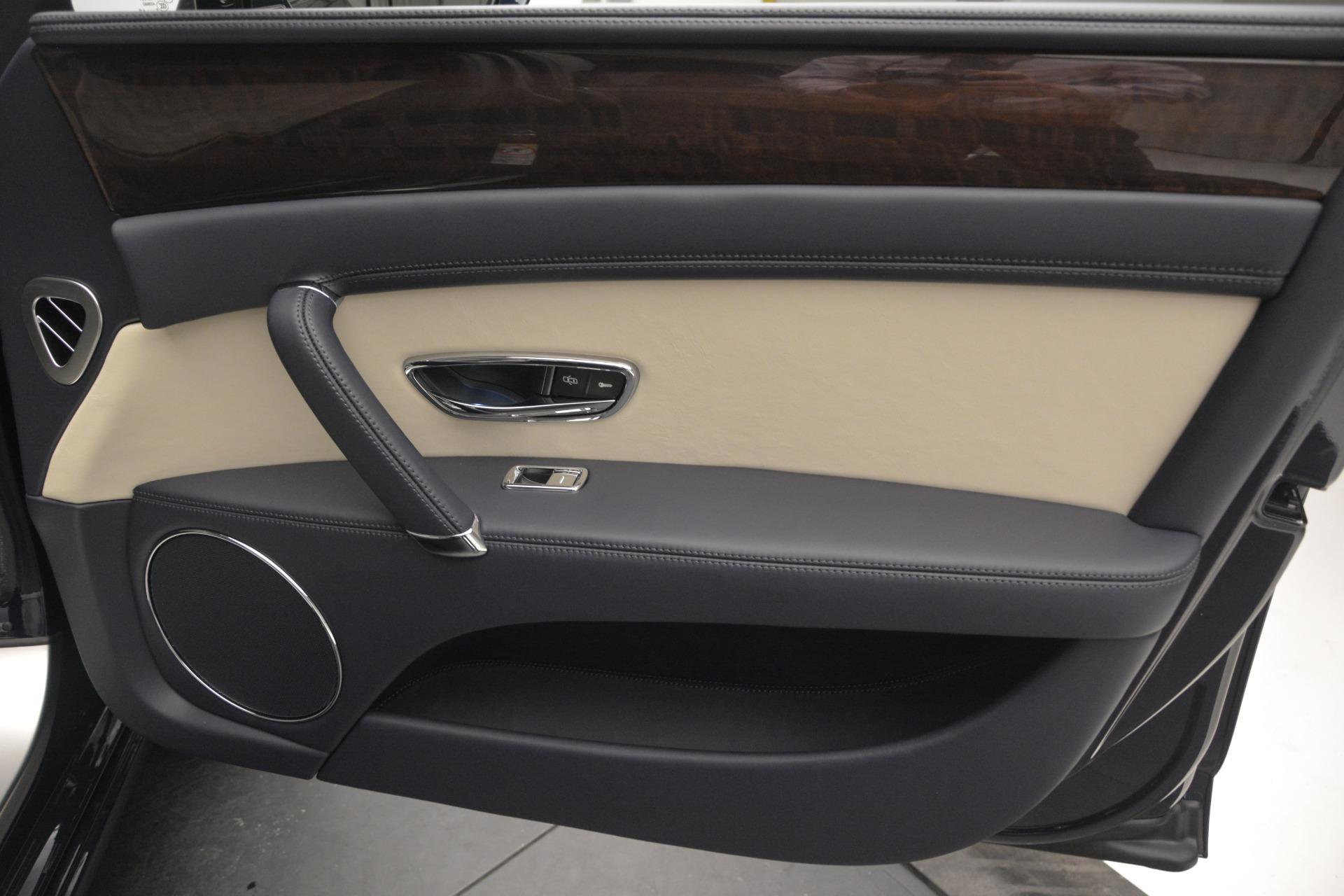 New 2018 Bentley Flying Spur V8 For Sale In Westport, CT 2572_p24