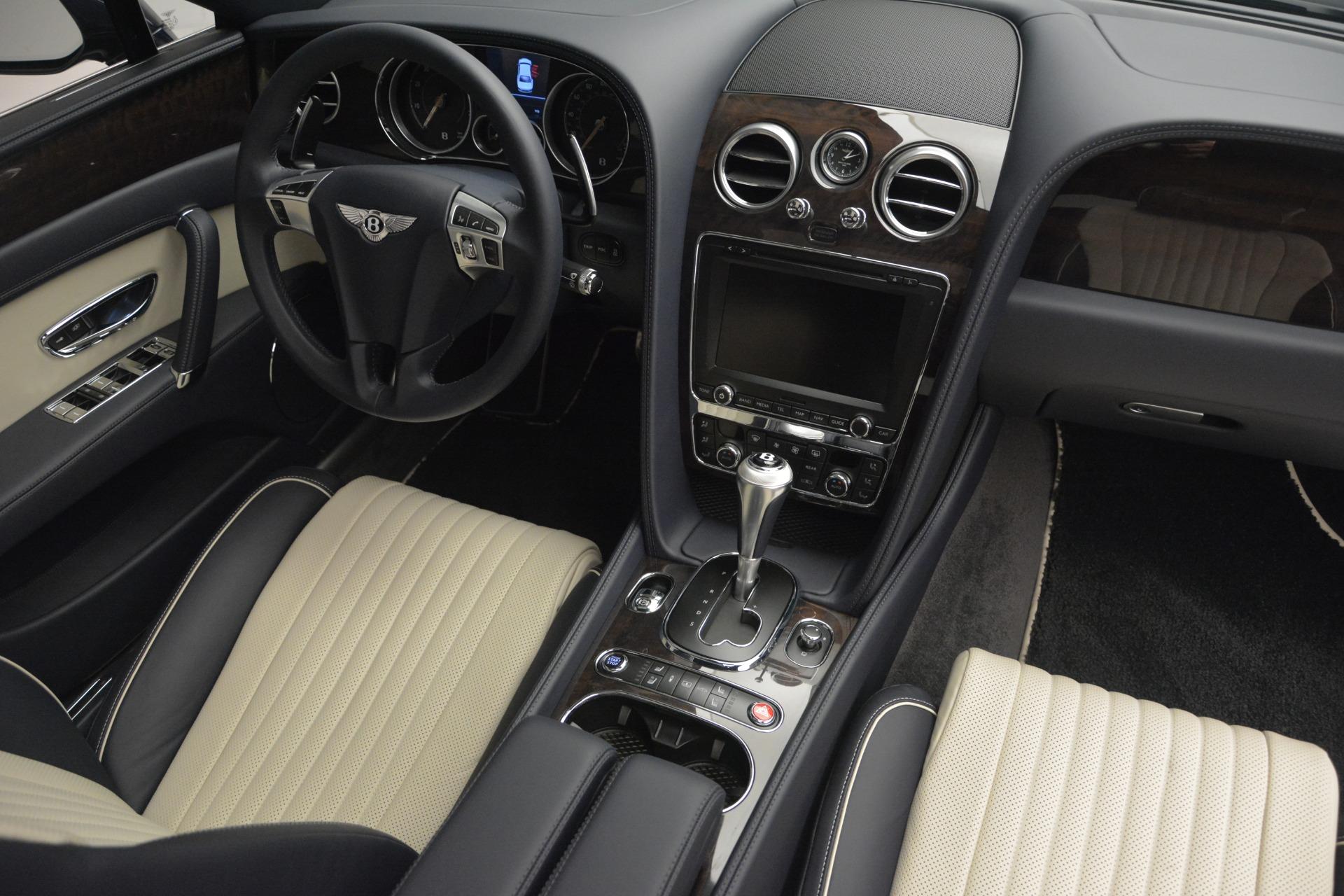 New 2018 Bentley Flying Spur V8 For Sale In Westport, CT 2572_p30