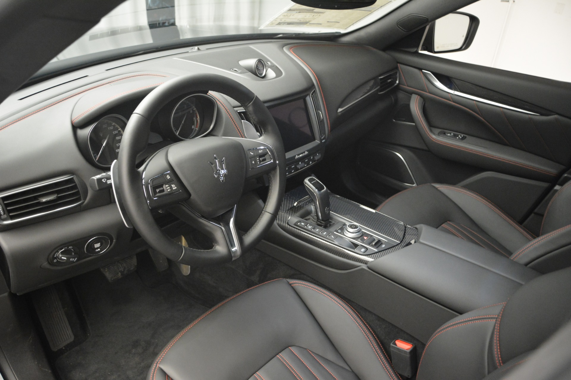 New 2019 Maserati Levante Q4 GranLusso For Sale In Westport, CT 2574_p15